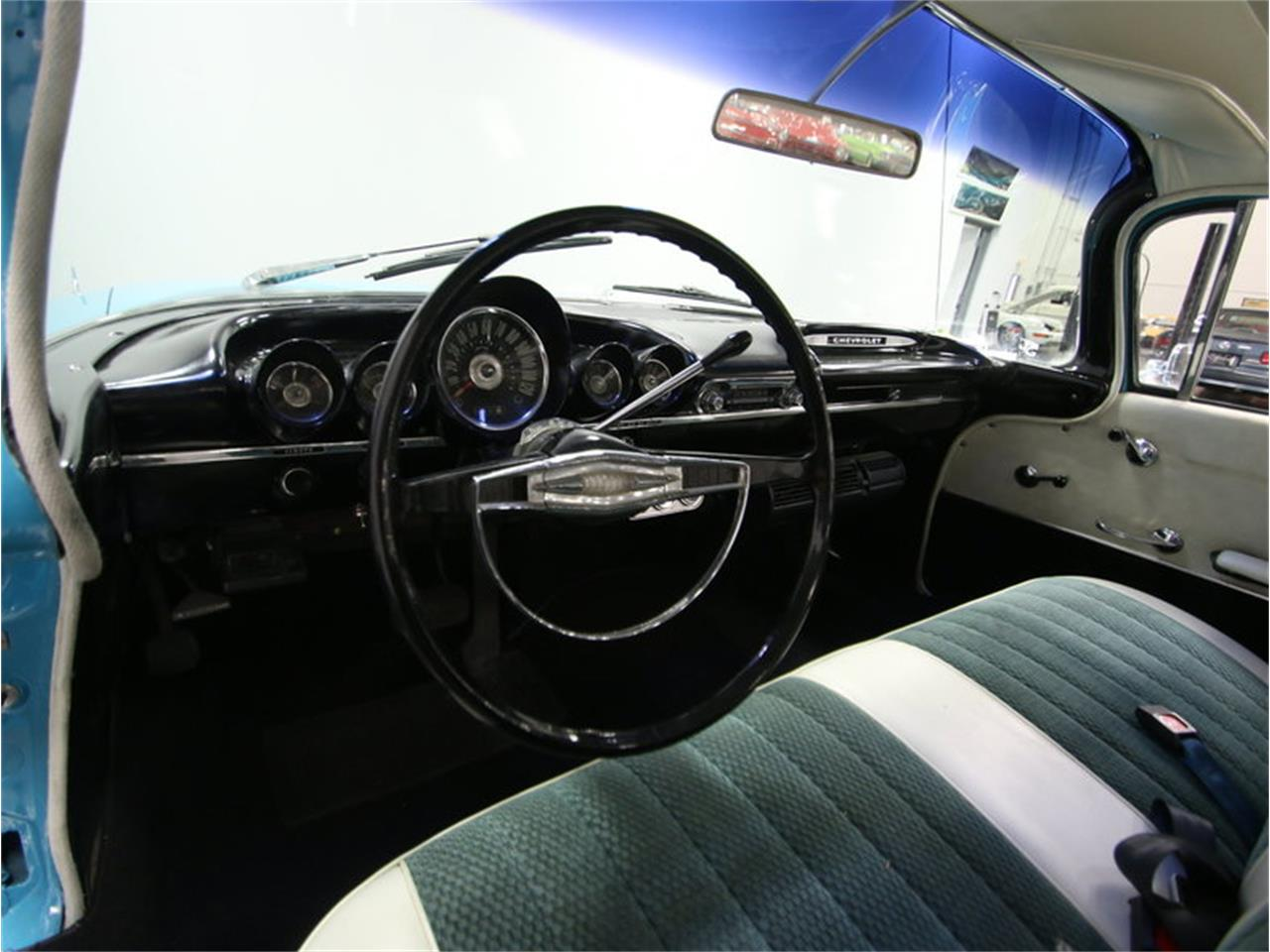 Large Picture of '60 Chevrolet El Camino located in Tennessee Offered by Streetside Classics - Nashville - L6AL