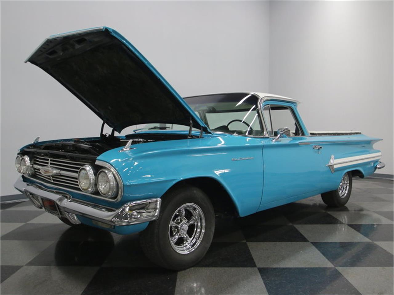 Large Picture of '60 Chevrolet El Camino located in Lavergne Tennessee Offered by Streetside Classics - Nashville - L6AL