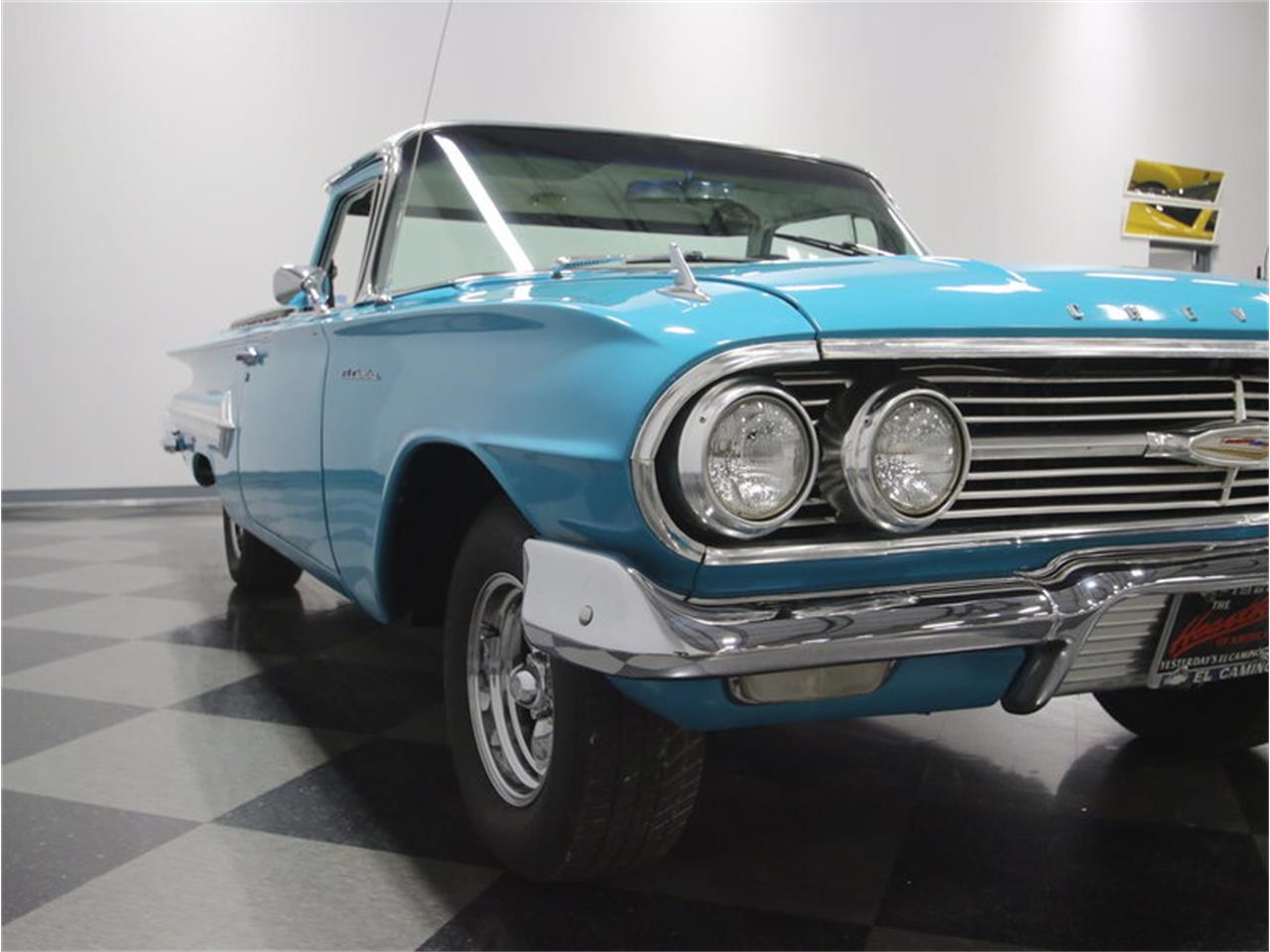 Large Picture of Classic 1960 Chevrolet El Camino located in Tennessee - $39,995.00 - L6AL
