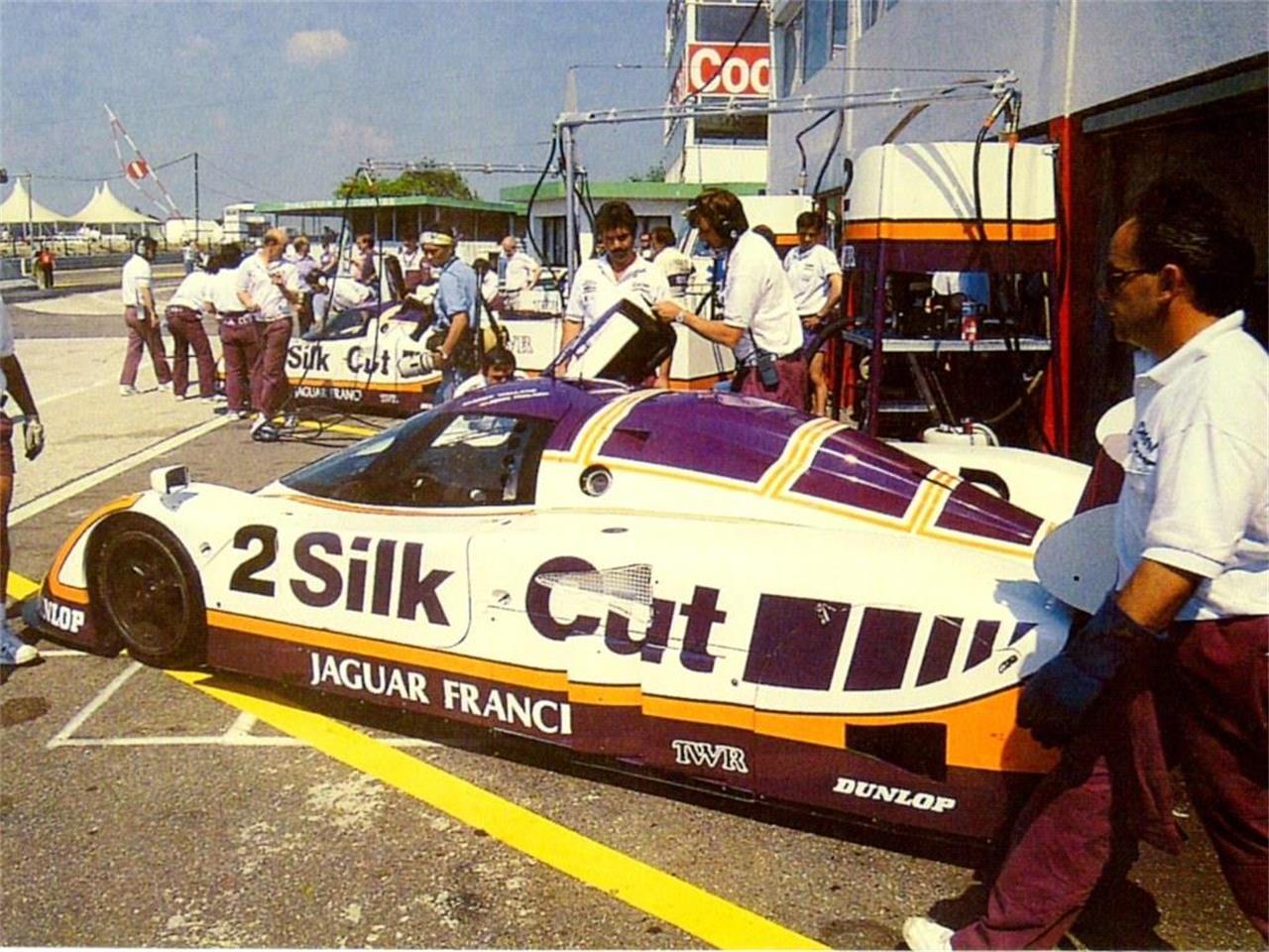 1988 Jaguar XJR-9 for Sale   ClassicCars.com   CC-987944