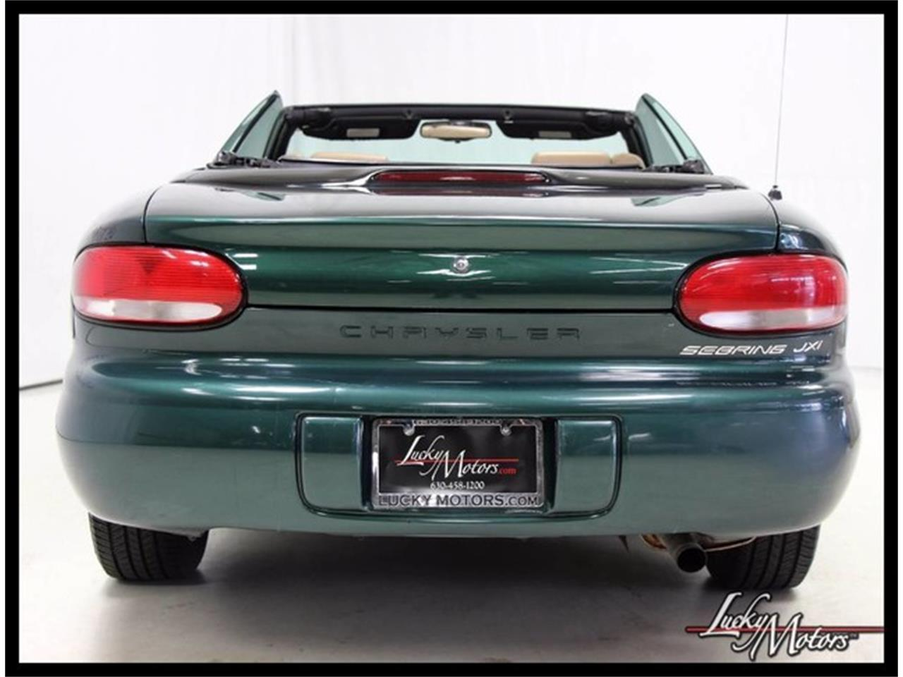 Large Picture Of 96 Chrysler Sebring L6bb