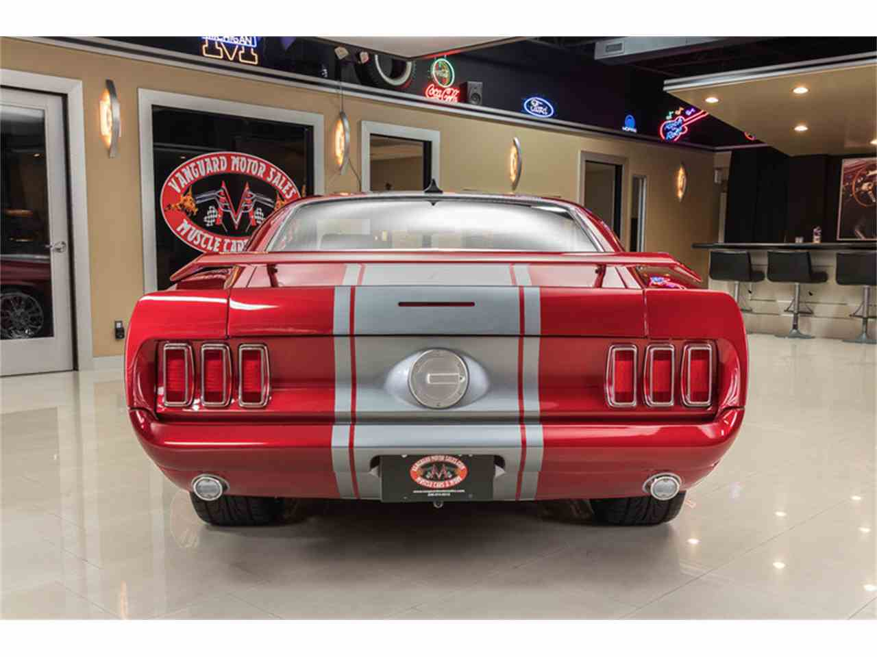 Large Picture of '69 Mustang Fastback Restomod - L6C8