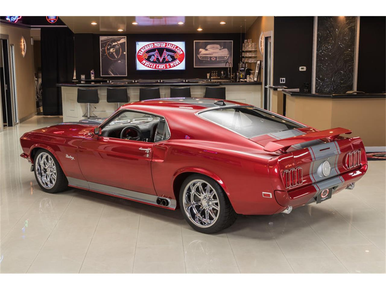 Large Picture of Classic 1969 Mustang Fastback Restomod - $194,900.00 - L6C8