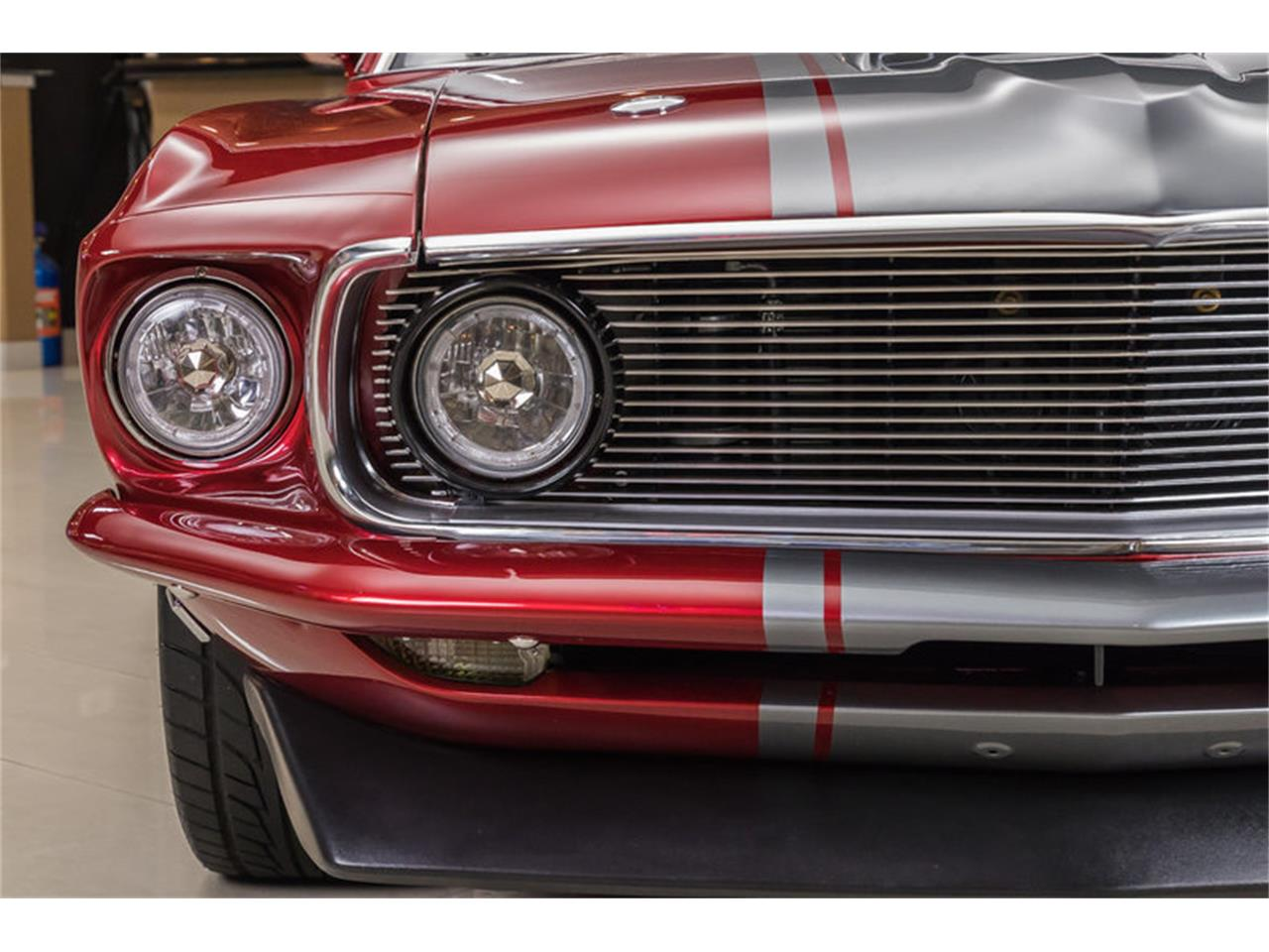 Large Picture of '69 Mustang Fastback Restomod located in Plymouth Michigan - L6C8