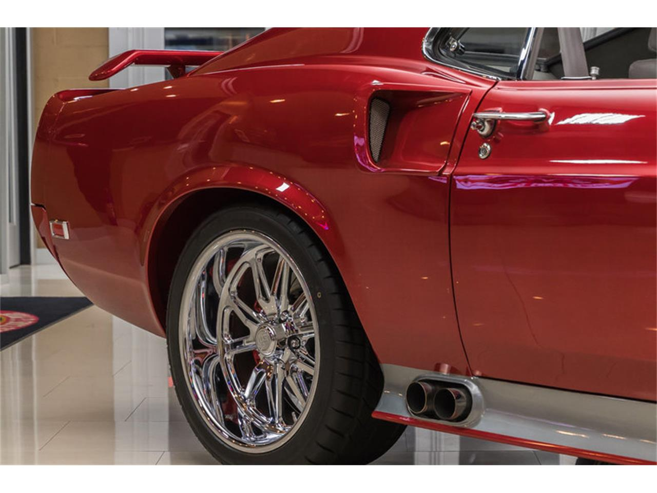 Large Picture of Classic 1969 Mustang Fastback Restomod - L6C8