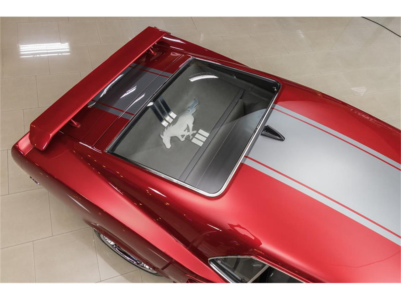 Large Picture of Classic 1969 Mustang Fastback Restomod located in Michigan Offered by Vanguard Motor Sales - L6C8