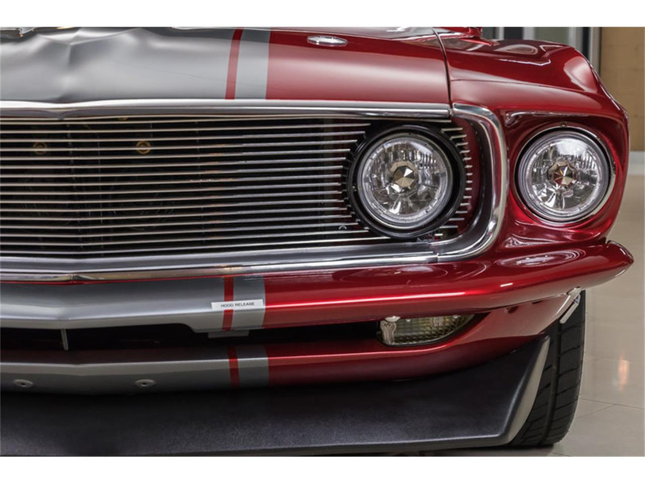 Large Picture of Classic 1969 Ford Mustang Fastback Restomod located in Michigan Offered by Vanguard Motor Sales - L6C8