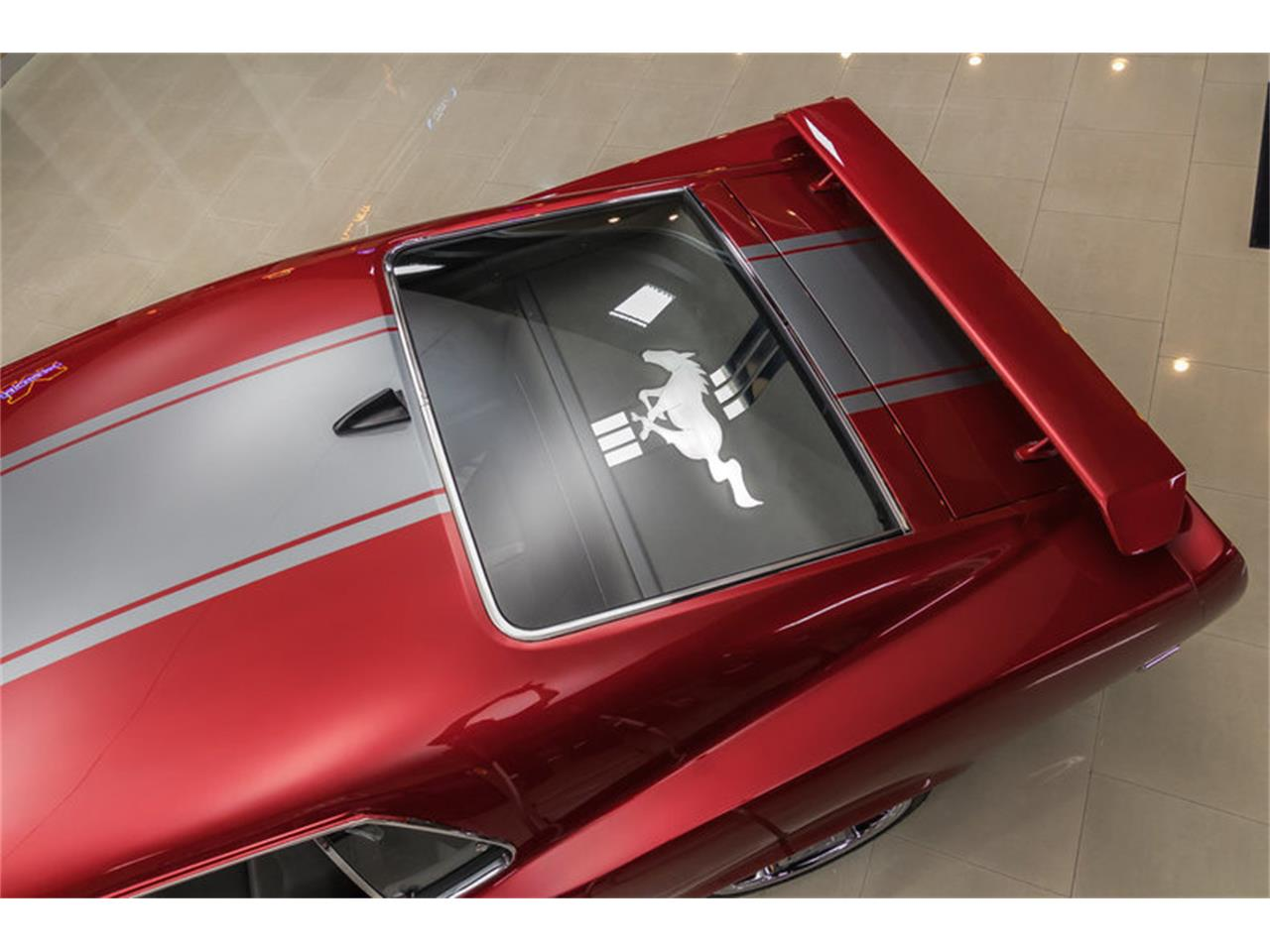 Large Picture of '69 Mustang Fastback Restomod located in Michigan Offered by Vanguard Motor Sales - L6C8