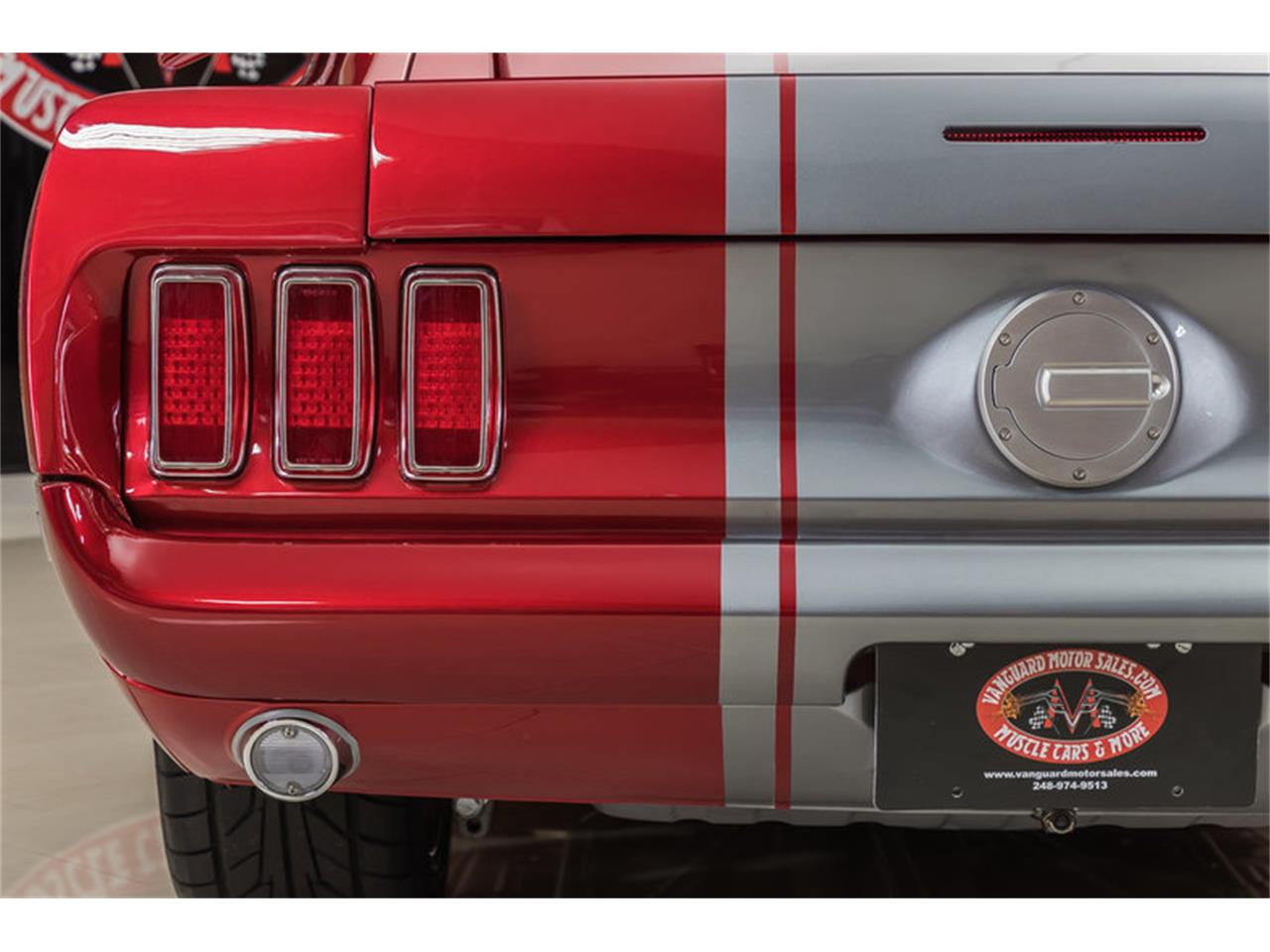 Large Picture of 1969 Ford Mustang Fastback Restomod located in Plymouth Michigan - $194,900.00 Offered by Vanguard Motor Sales - L6C8