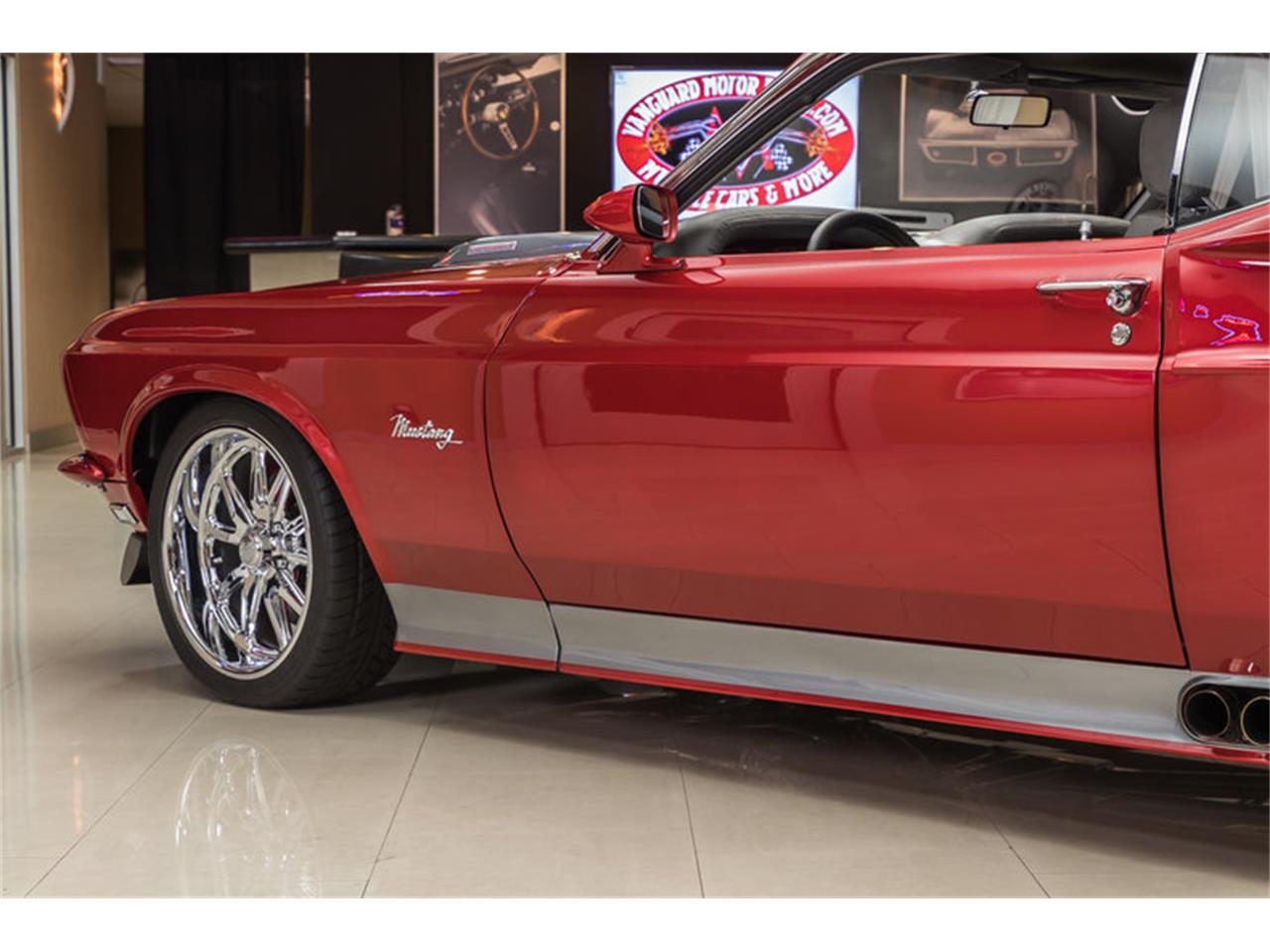 Large Picture of Classic '69 Ford Mustang Fastback Restomod Offered by Vanguard Motor Sales - L6C8