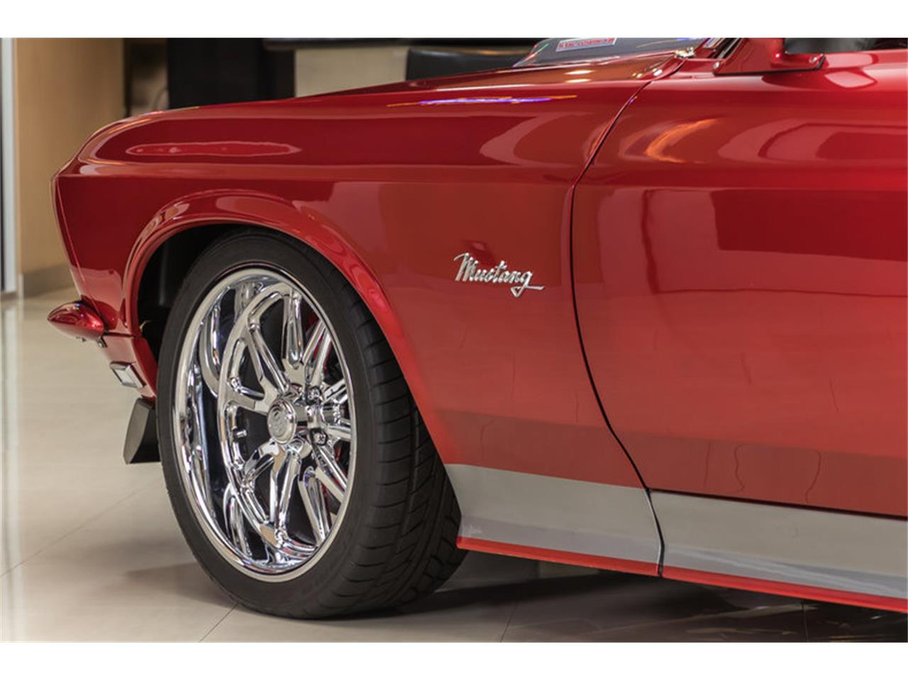 Large Picture of 1969 Mustang Fastback Restomod Offered by Vanguard Motor Sales - L6C8