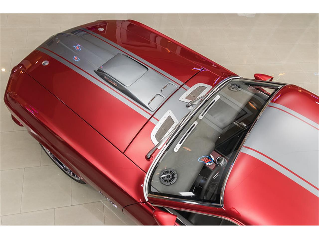 Large Picture of Classic '69 Mustang Fastback Restomod located in Plymouth Michigan - $194,900.00 Offered by Vanguard Motor Sales - L6C8