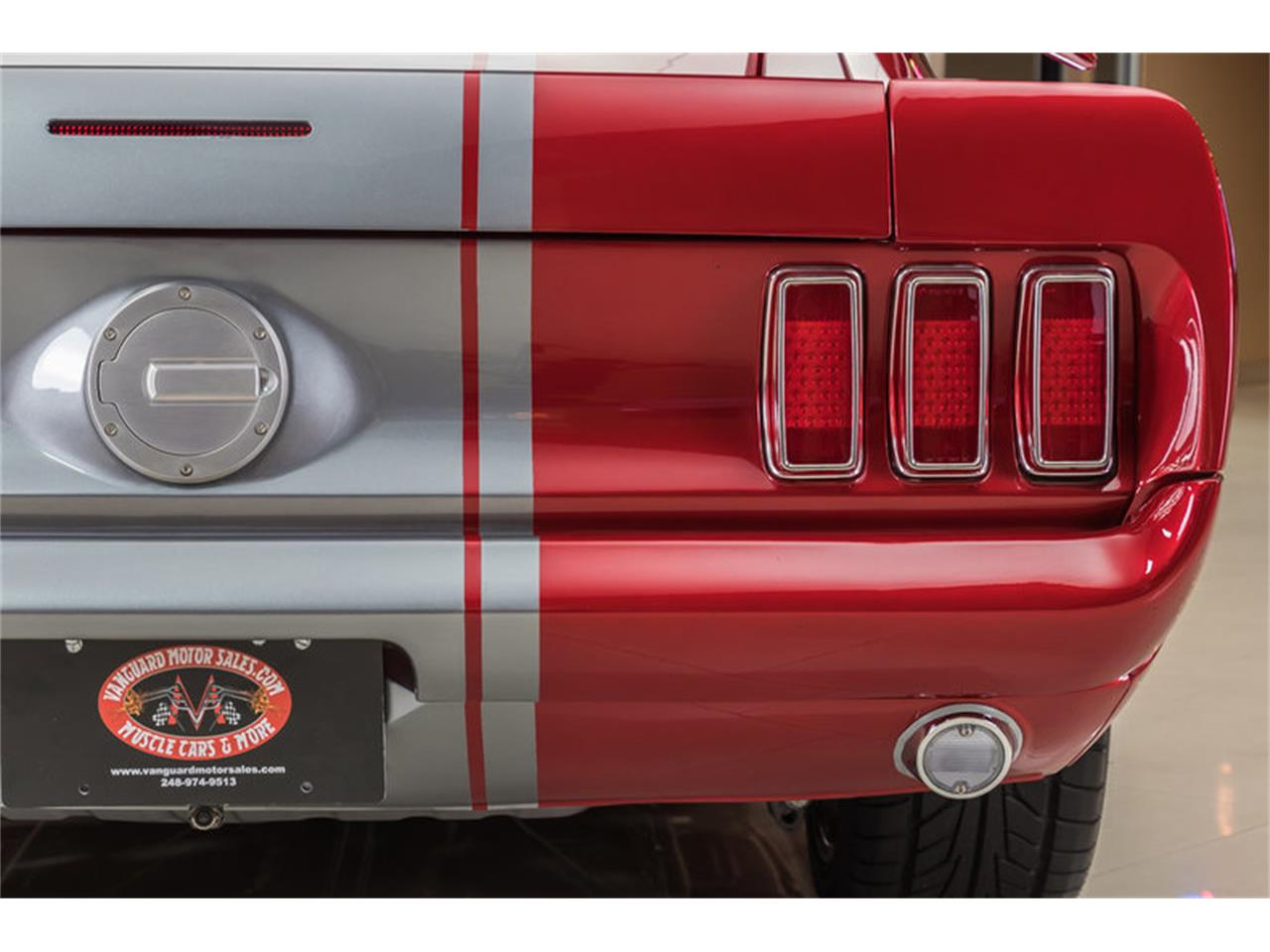 Large Picture of Classic 1969 Ford Mustang Fastback Restomod Offered by Vanguard Motor Sales - L6C8