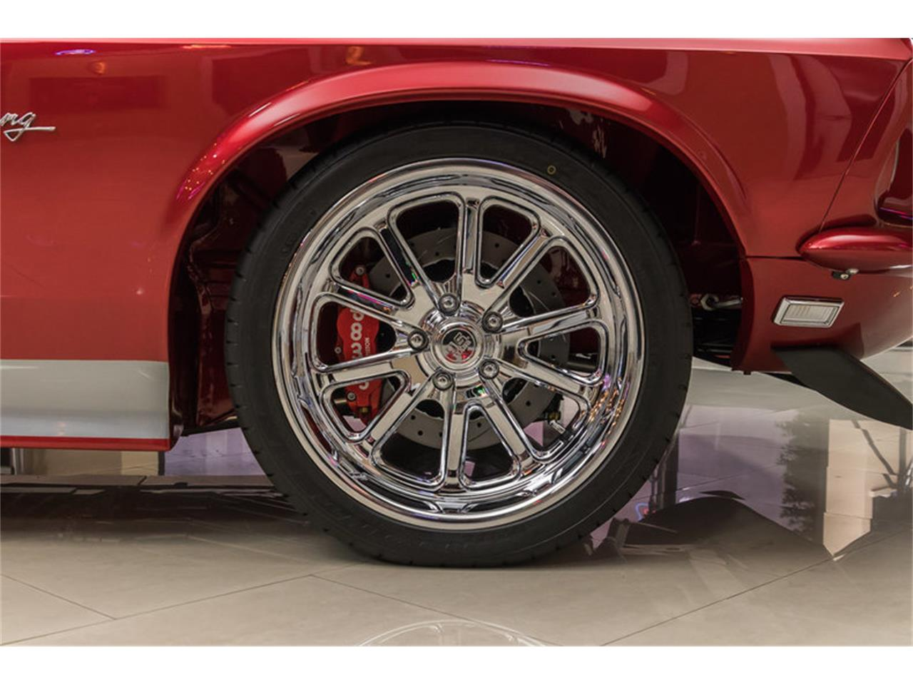 Large Picture of 1969 Ford Mustang Fastback Restomod located in Michigan - $194,900.00 - L6C8