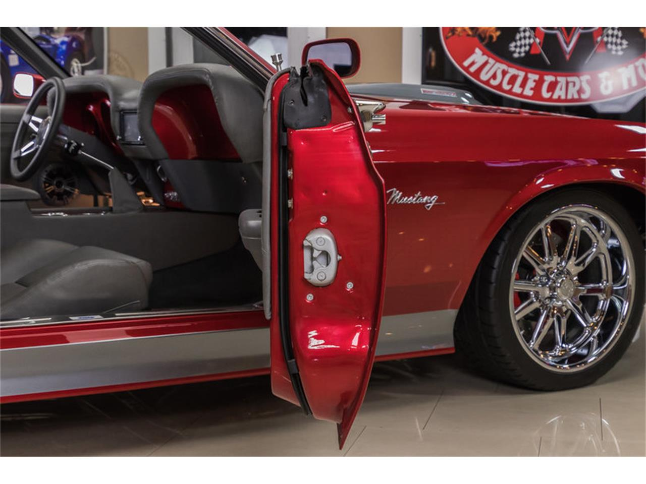 Large Picture of Classic '69 Ford Mustang Fastback Restomod - $194,900.00 Offered by Vanguard Motor Sales - L6C8