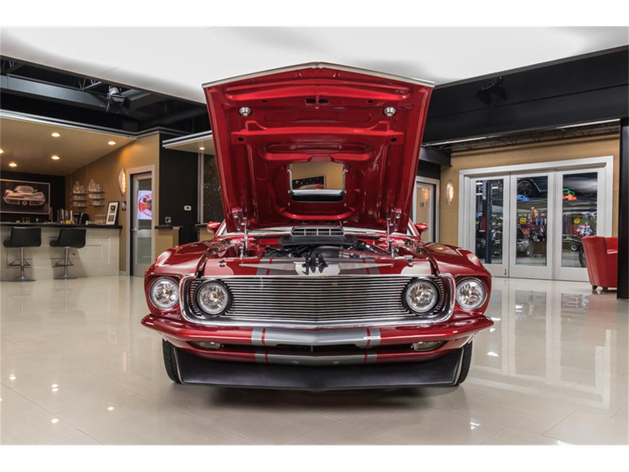Large Picture of 1969 Mustang Fastback Restomod located in Plymouth Michigan - $194,900.00 Offered by Vanguard Motor Sales - L6C8