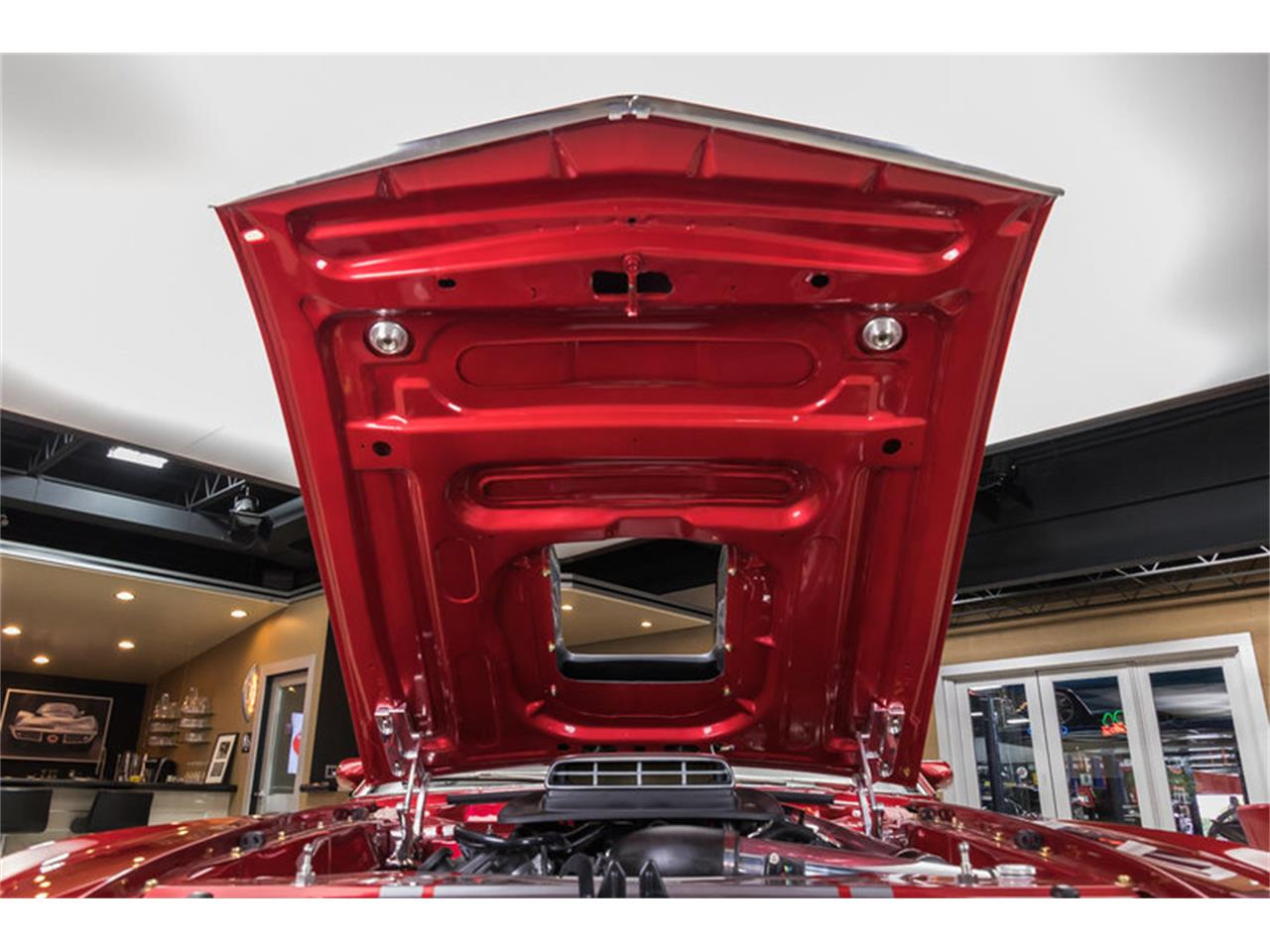 Large Picture of Classic '69 Mustang Fastback Restomod located in Michigan - $194,900.00 - L6C8