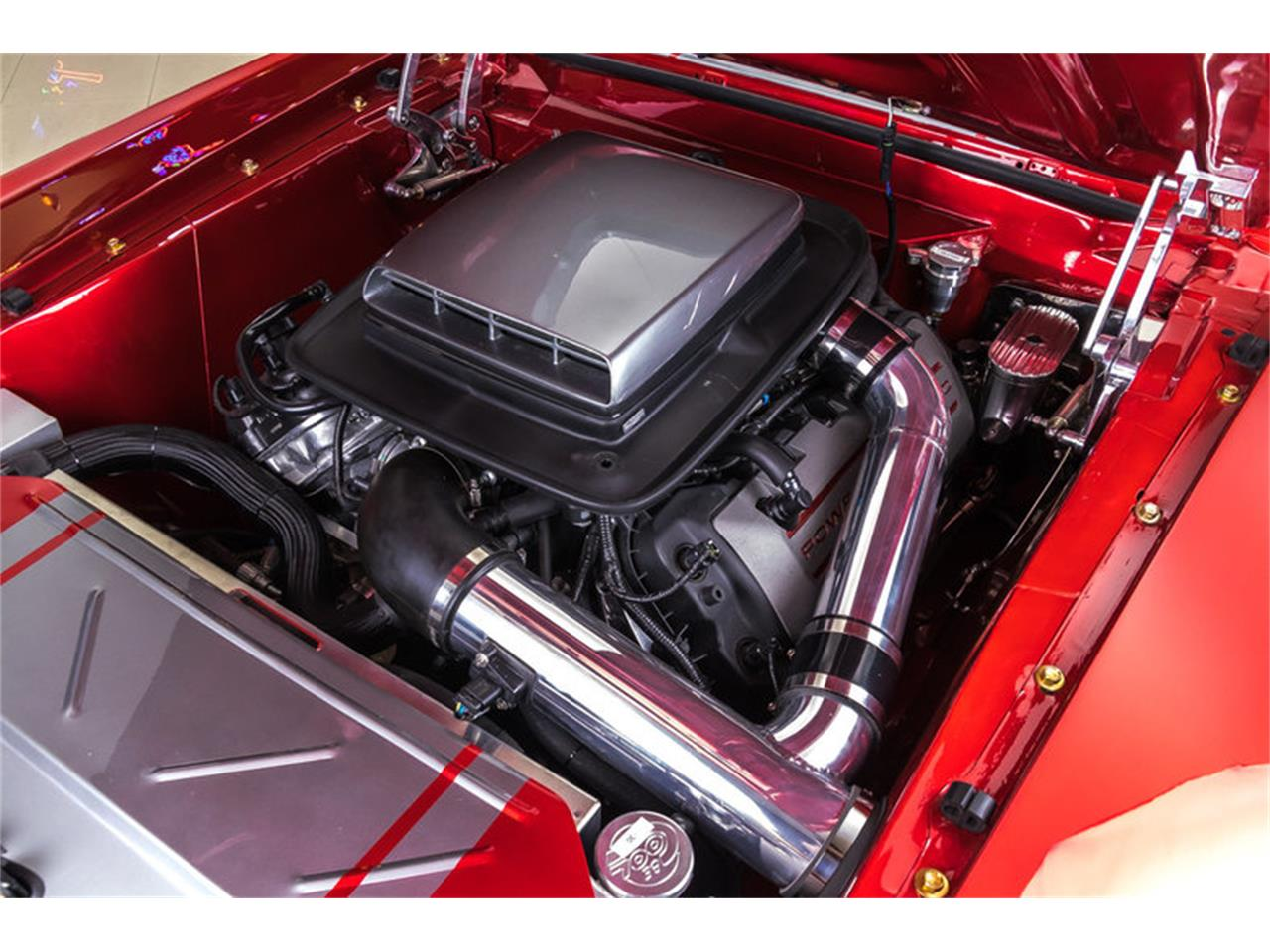 Large Picture of 1969 Ford Mustang Fastback Restomod located in Plymouth Michigan - $194,900.00 - L6C8