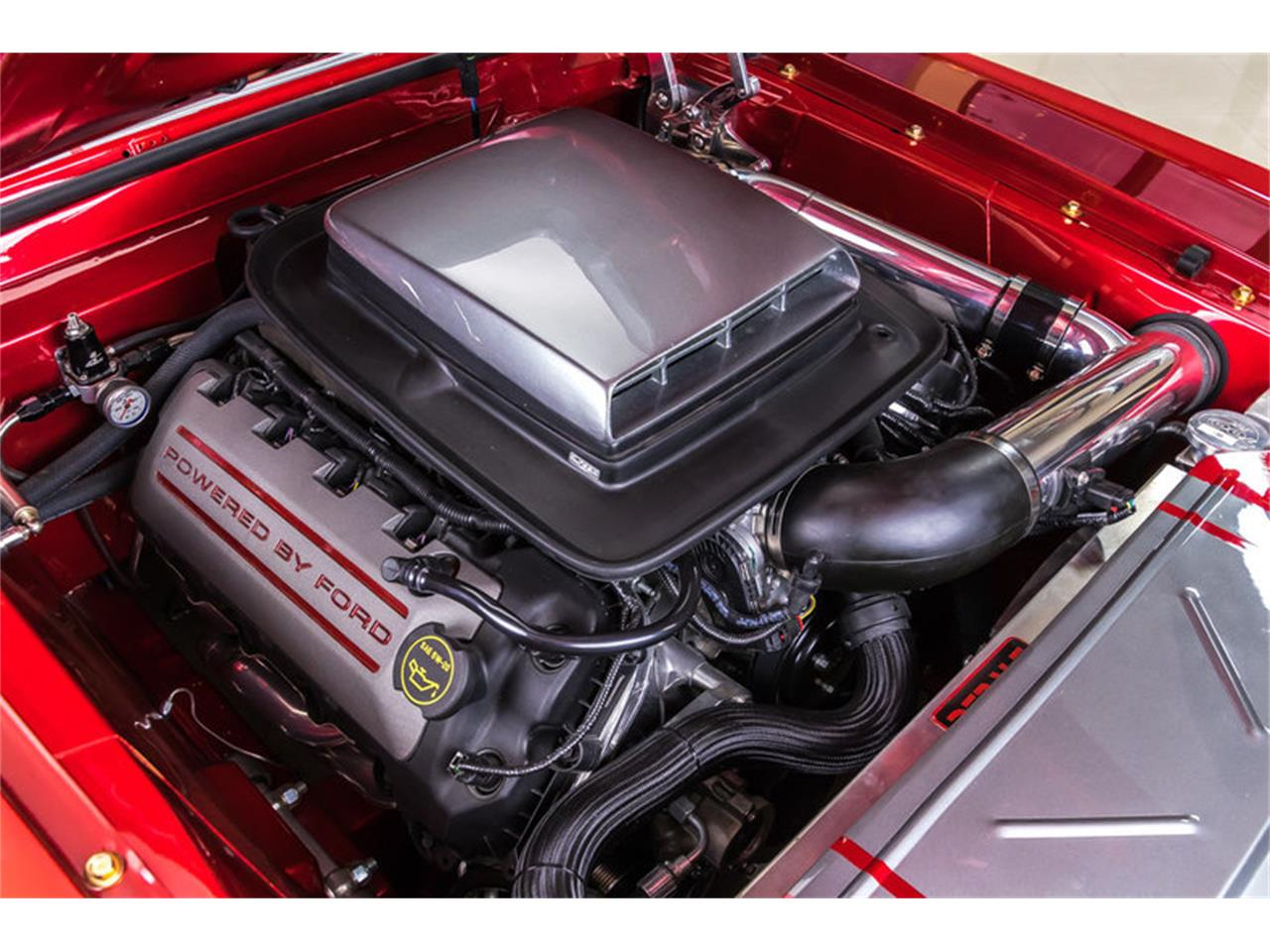 Large Picture of Classic '69 Mustang Fastback Restomod - $194,900.00 Offered by Vanguard Motor Sales - L6C8