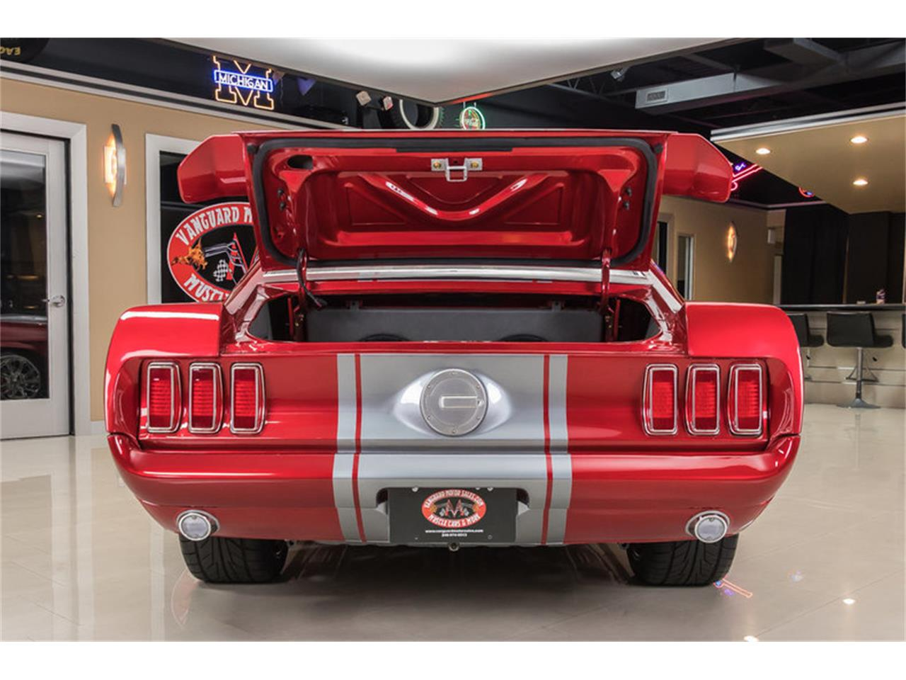 Large Picture of Classic '69 Ford Mustang Fastback Restomod - L6C8
