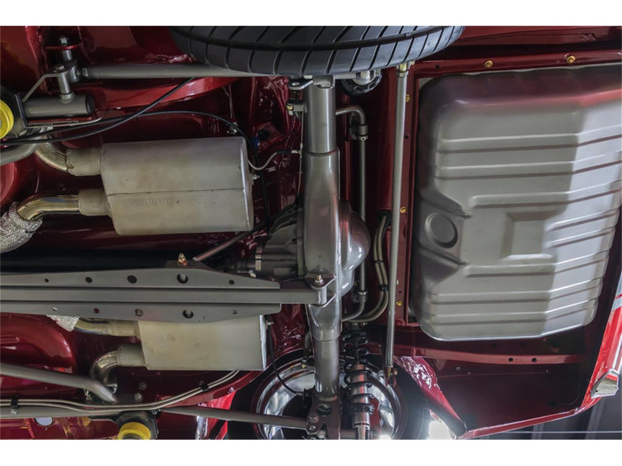 Large Picture of Classic 1969 Mustang Fastback Restomod Offered by Vanguard Motor Sales - L6C8