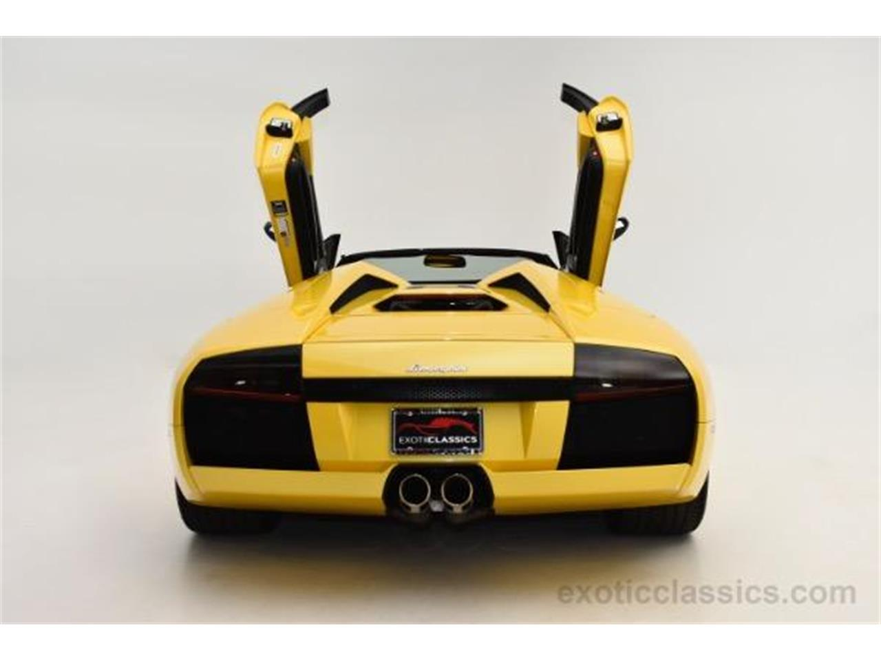 Large Picture of 2005 Lamborghini Murcielago located in Syosset New York Offered by Champion Motors - L6CF
