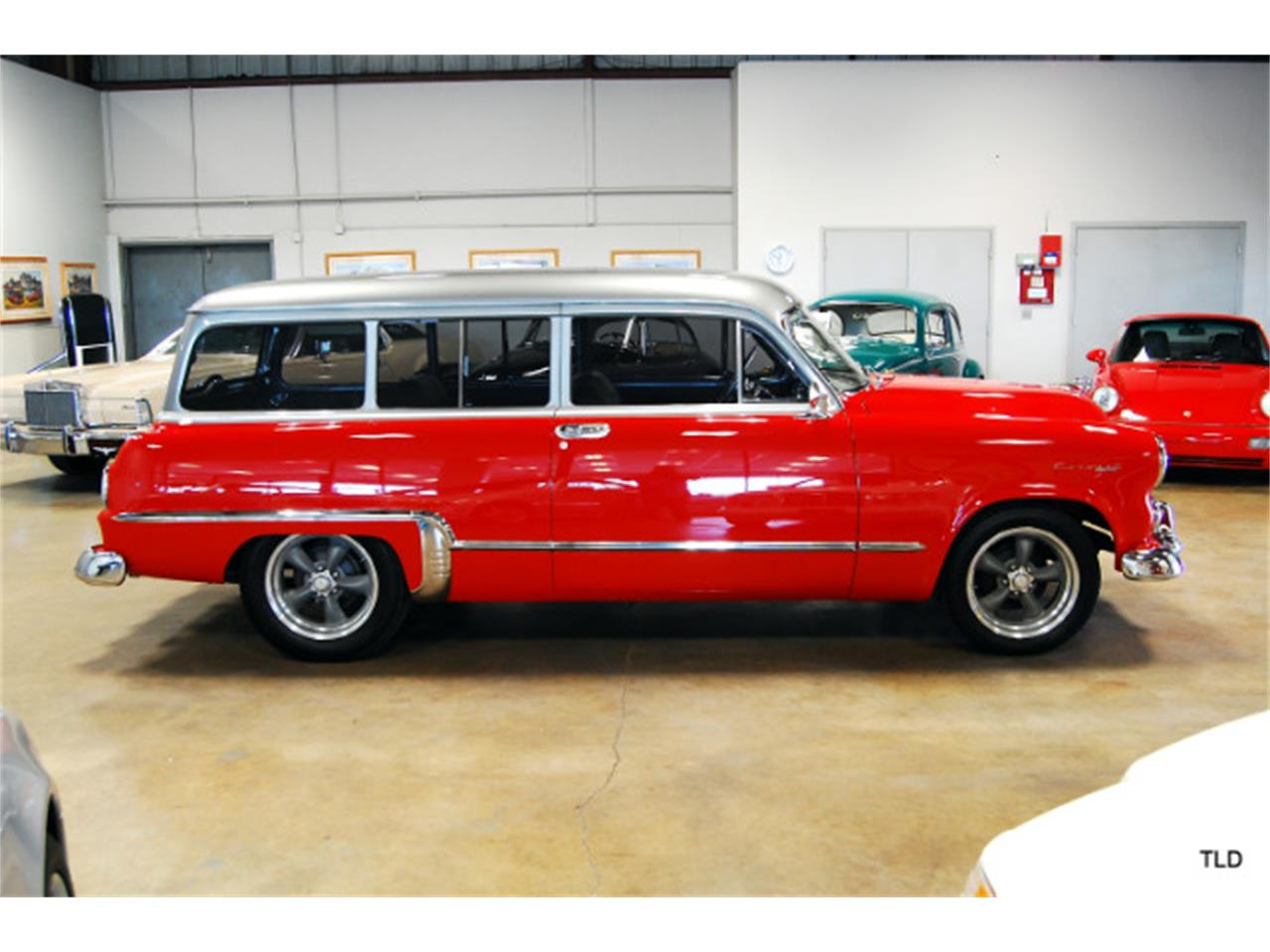 Large Picture of Classic 1953 Dodge Coronet located in Illinois - $48,000.00 Offered by The Last Detail - L6DA