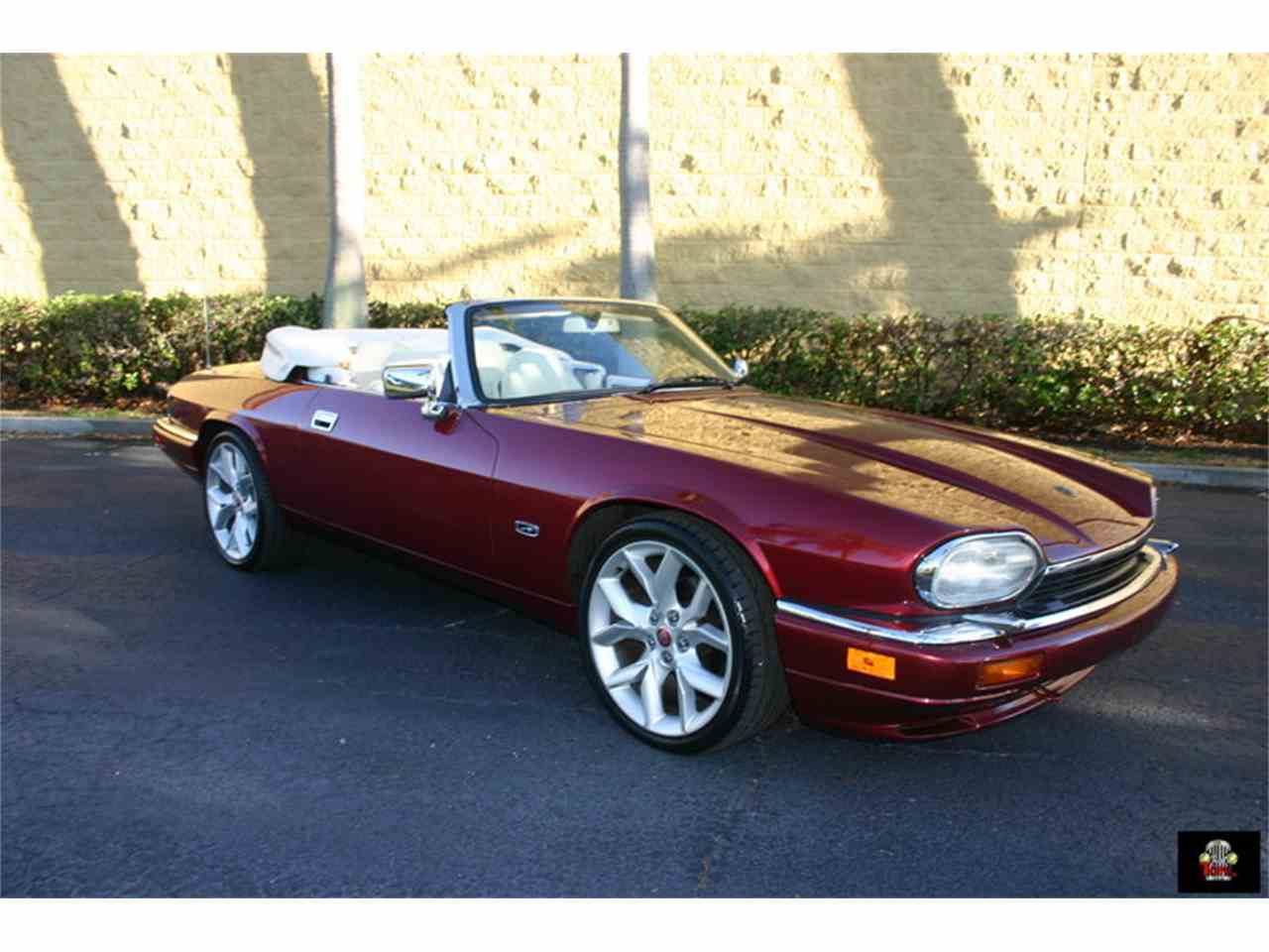 Large Picture of '96 XJS - L6DD