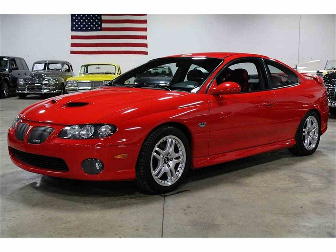 Large Picture of 2005 GTO Offered by GR Auto Gallery - L6DM