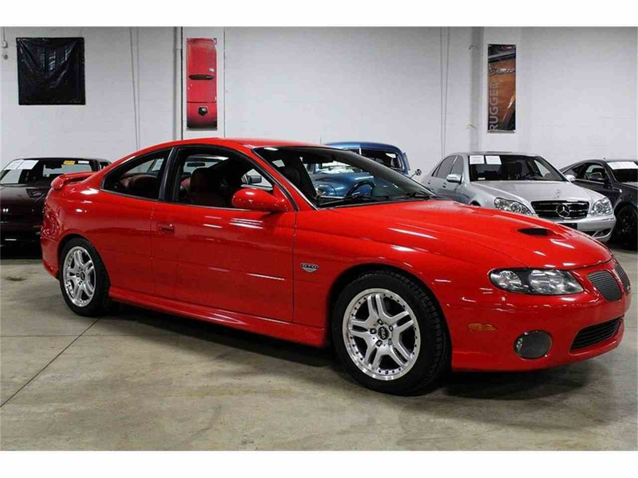 Large Picture of 2005 GTO located in Michigan Offered by GR Auto Gallery - L6DM