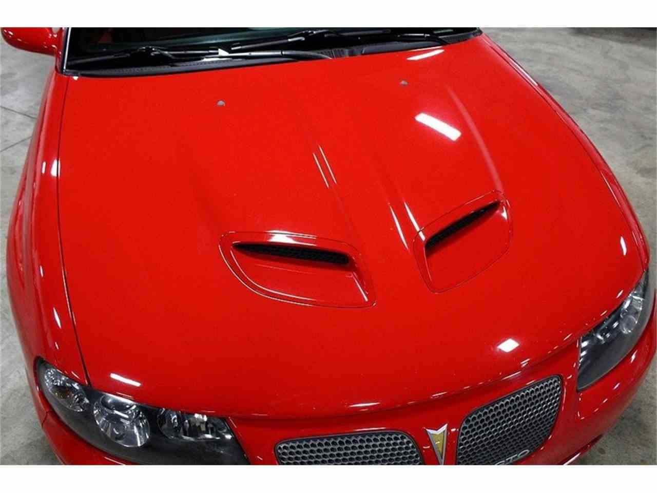 Large Picture of 2005 Pontiac GTO - $18,900.00 Offered by GR Auto Gallery - L6DM