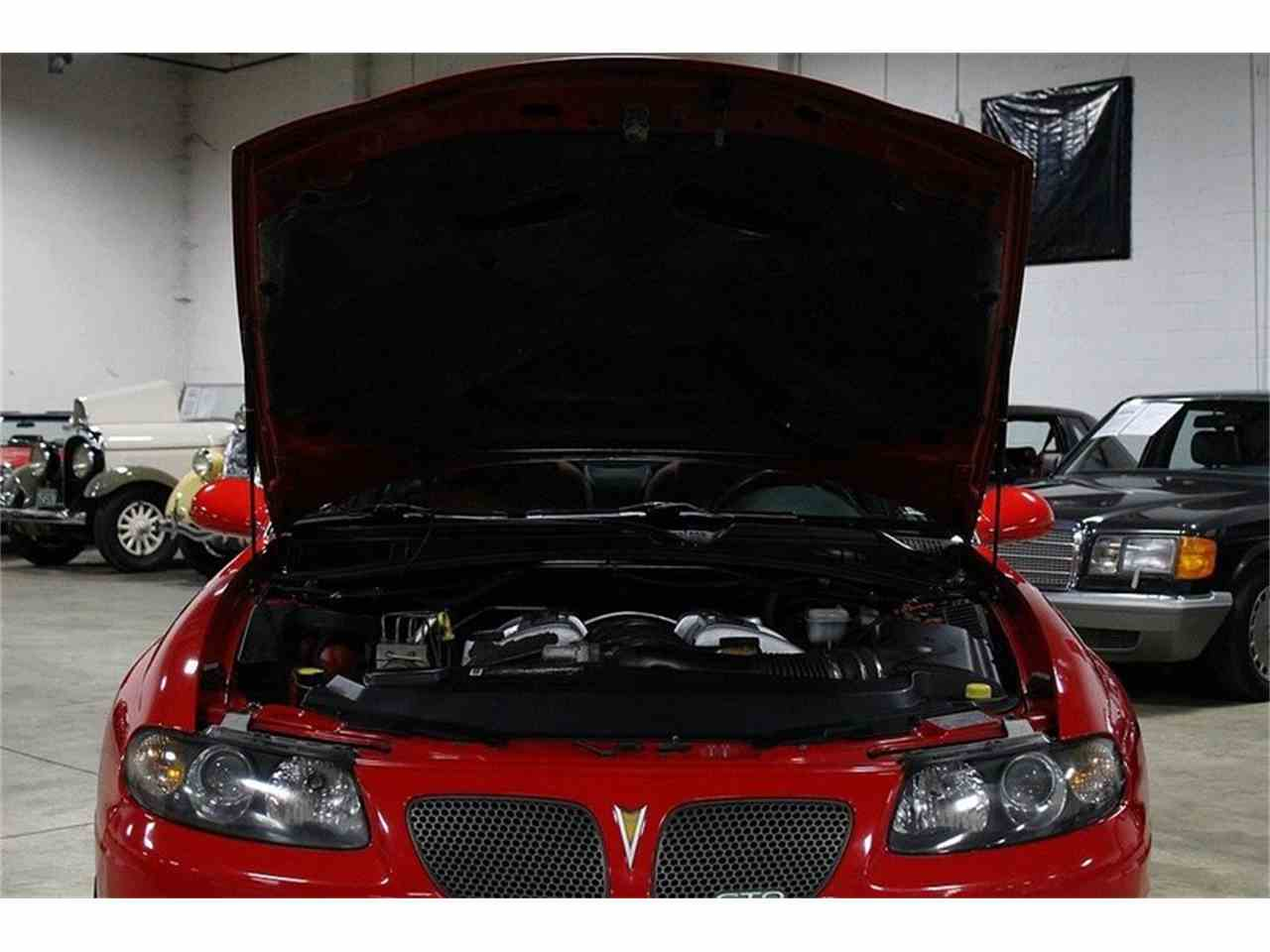 Large Picture of 2005 Pontiac GTO located in Michigan - $18,900.00 Offered by GR Auto Gallery - L6DM