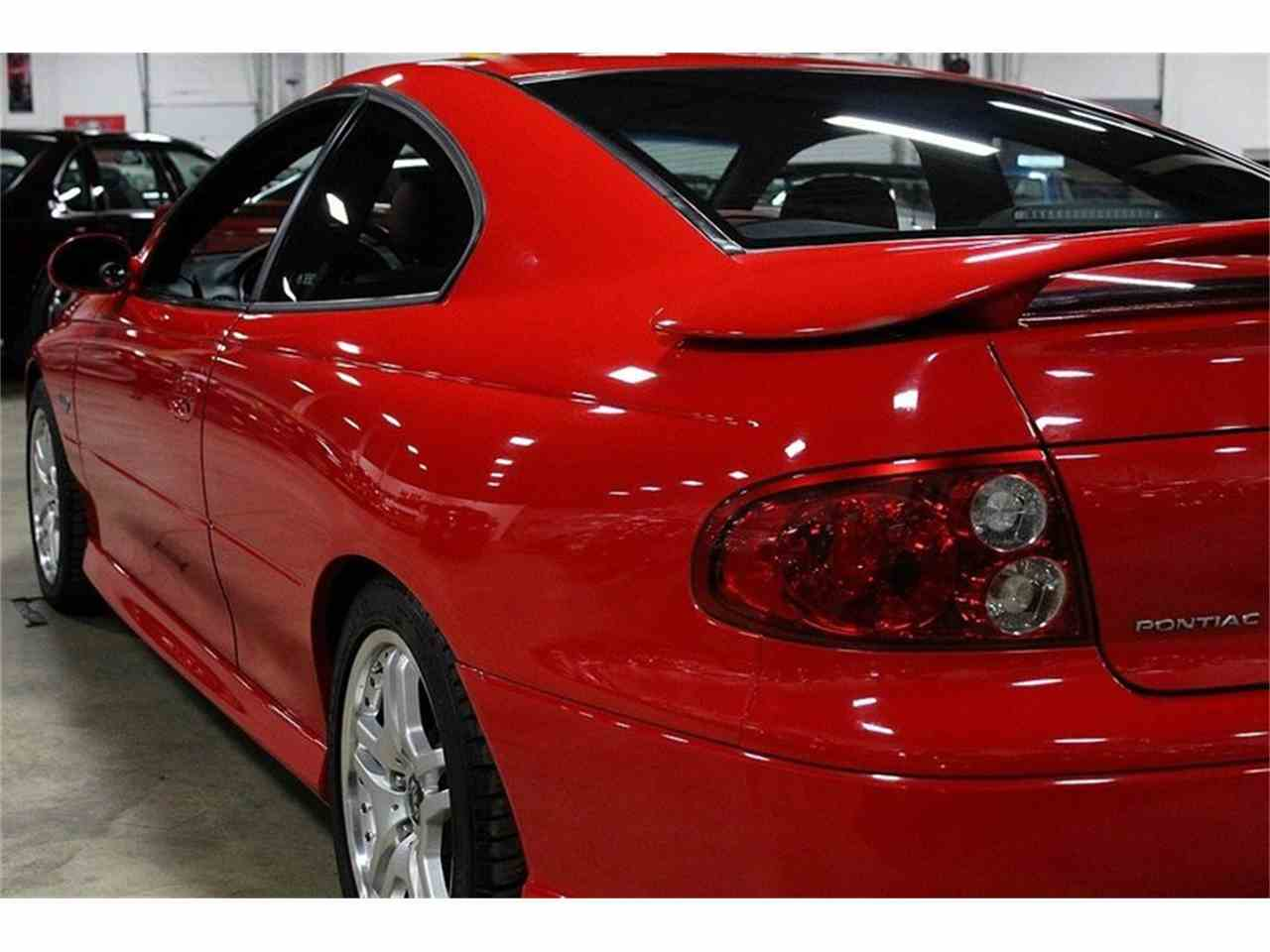 Large Picture of '05 Pontiac GTO located in Michigan - L6DM
