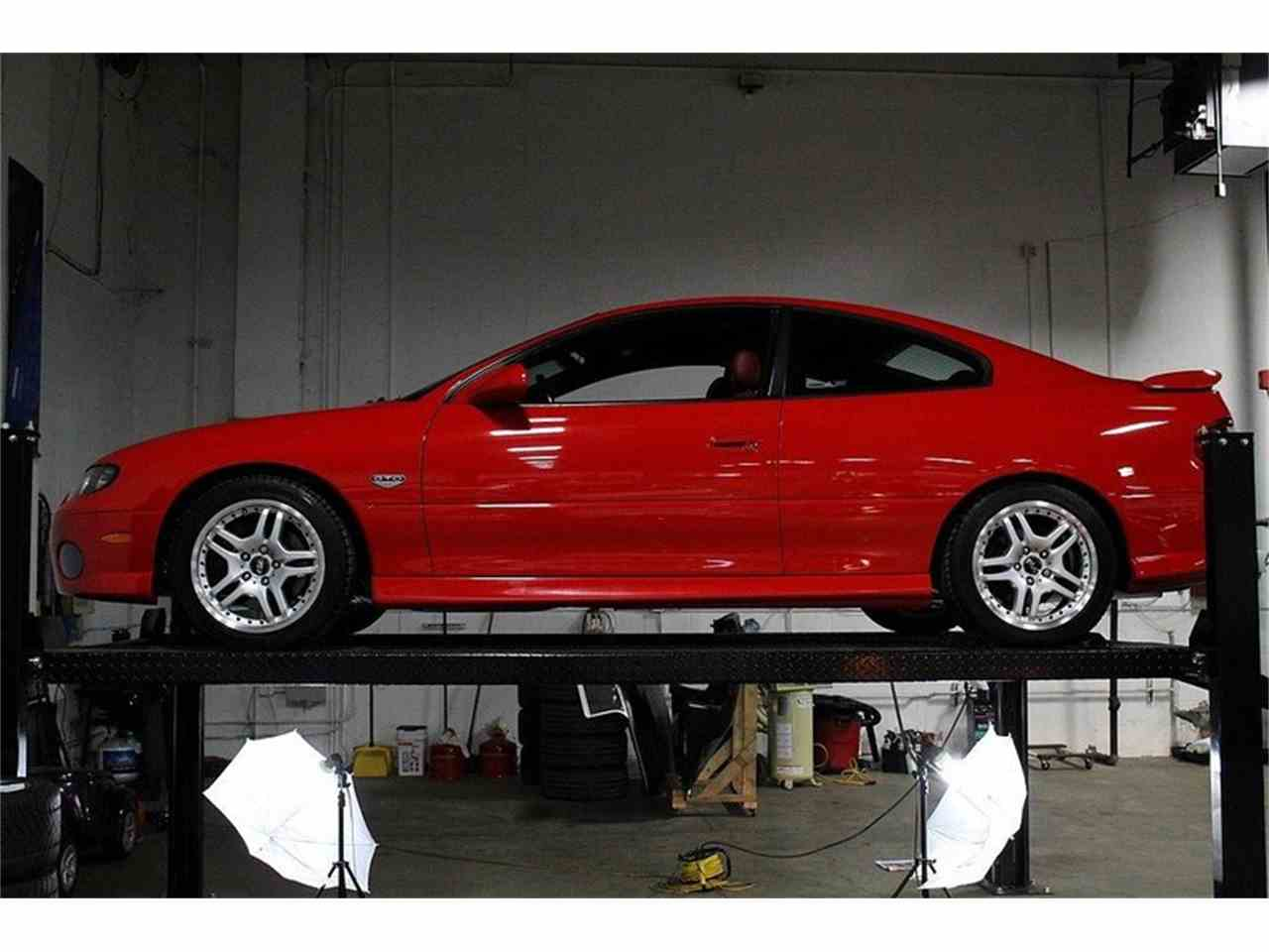 Large Picture of 2005 Pontiac GTO located in Michigan - L6DM