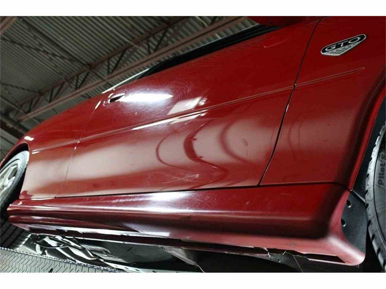 Large Picture of '05 GTO located in Michigan - $18,900.00 - L6DM