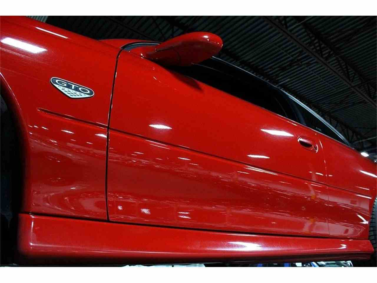 Large Picture of 2005 Pontiac GTO located in Kentwood Michigan - $18,900.00 Offered by GR Auto Gallery - L6DM