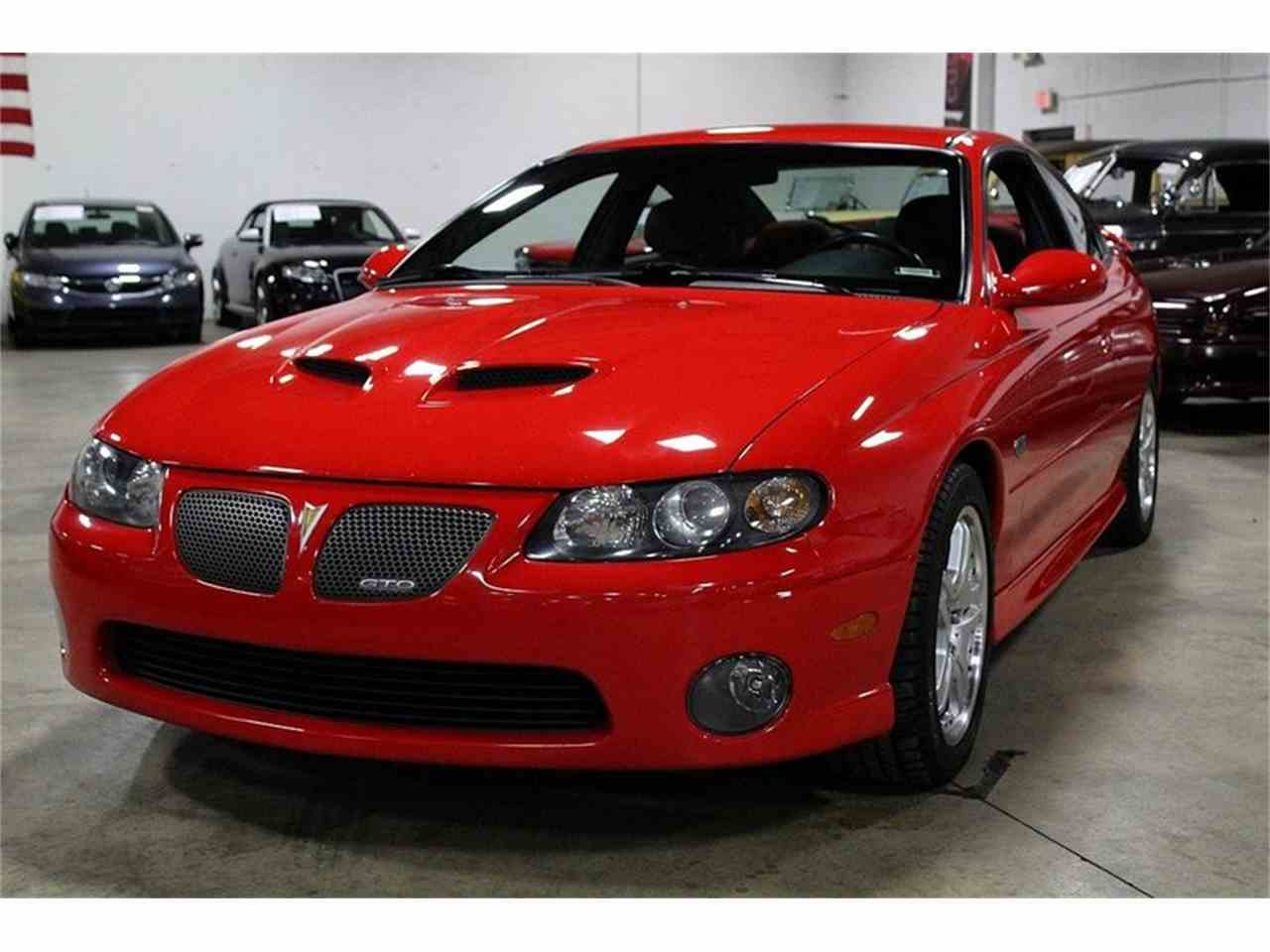 Large Picture of 2005 Pontiac GTO located in Kentwood Michigan - L6DM