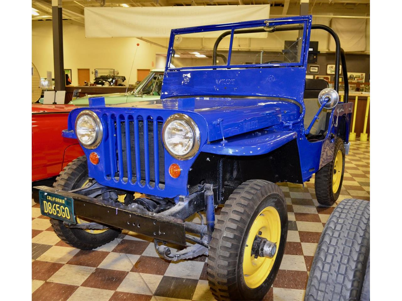 Large Picture of Classic '46 Jeep Willys Civilian - L6DW