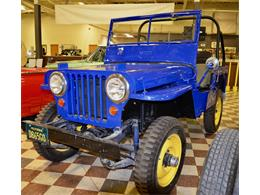 Picture of Classic '46 Jeep Willys Civilian located in Ventura California - $8,000.00 Offered by Spoke Motors - L6DW