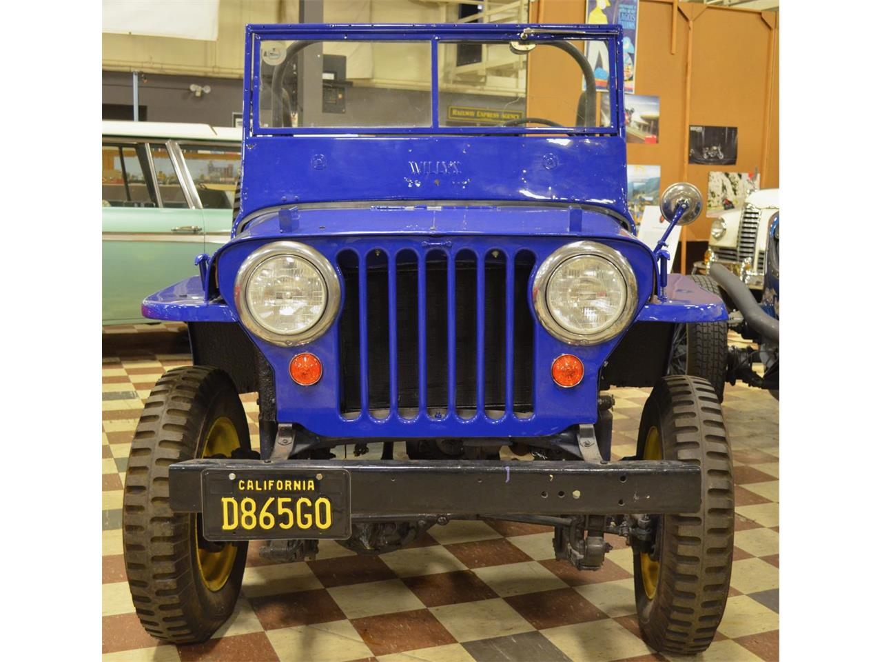 Large Picture of Classic 1946 Willys Civilian located in Ventura California - L6DW