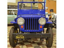 Picture of 1946 Jeep Willys Civilian Offered by Spoke Motors - L6DW