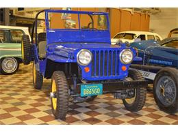 Picture of 1946 Willys Civilian located in Ventura California Offered by Spoke Motors - L6DW