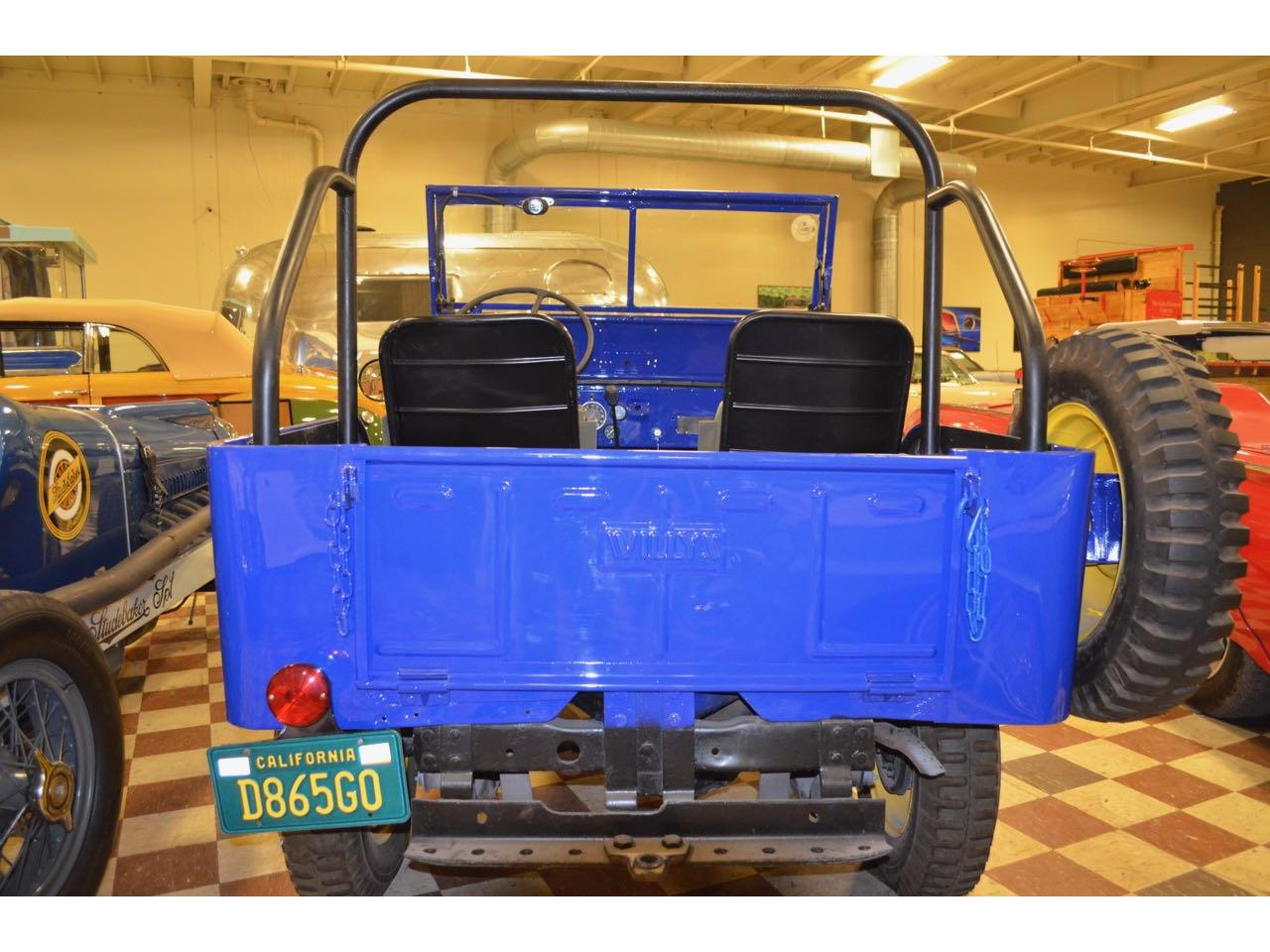 Large Picture of Classic '46 Willys Civilian located in California Offered by Spoke Motors - L6DW