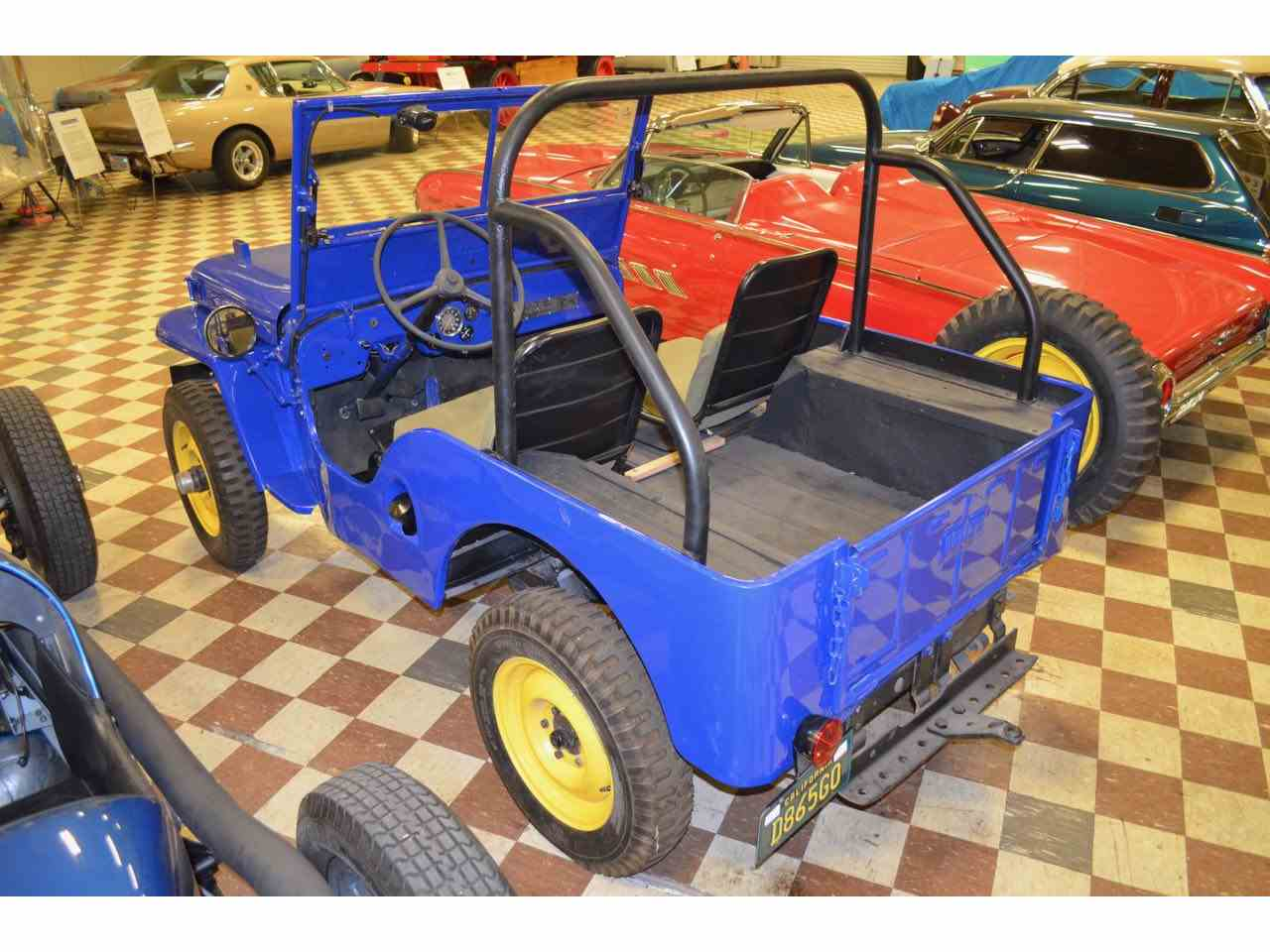 Large Picture of '46 Willys Civilian - L6DW