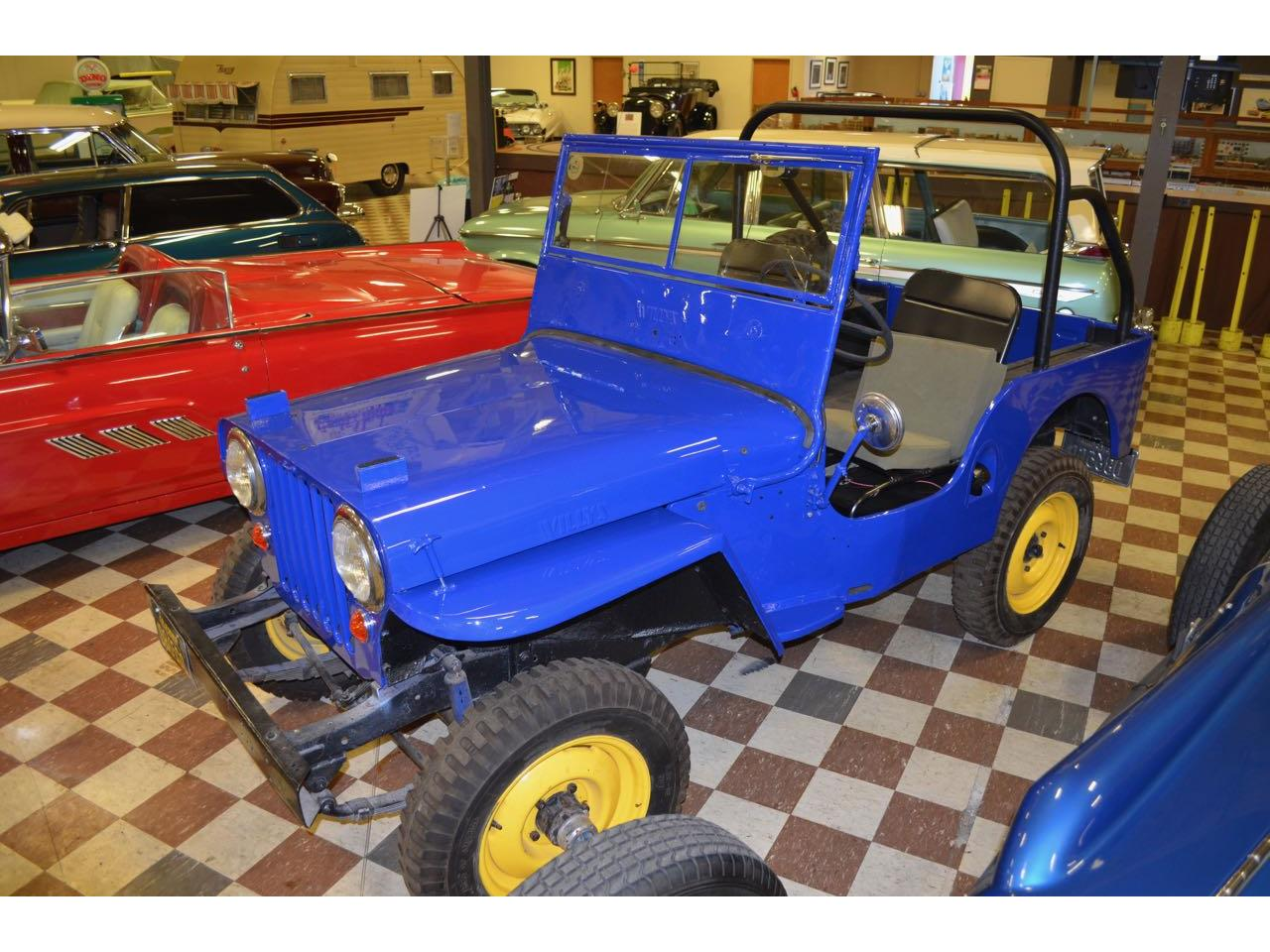 Large Picture of 1946 Jeep Willys Civilian Offered by Spoke Motors - L6DW