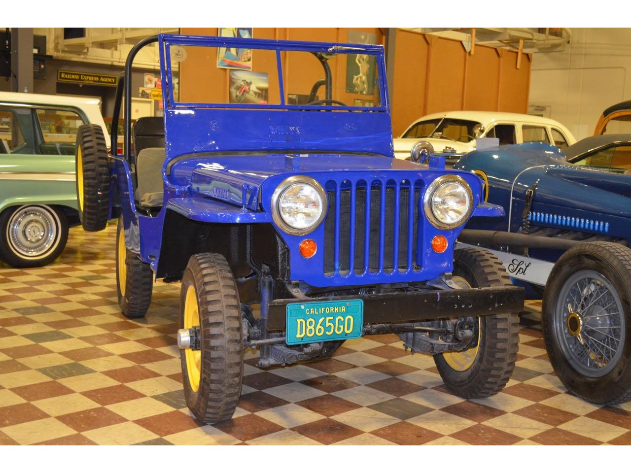 Large Picture of 1946 Jeep Willys Civilian located in California - L6DW