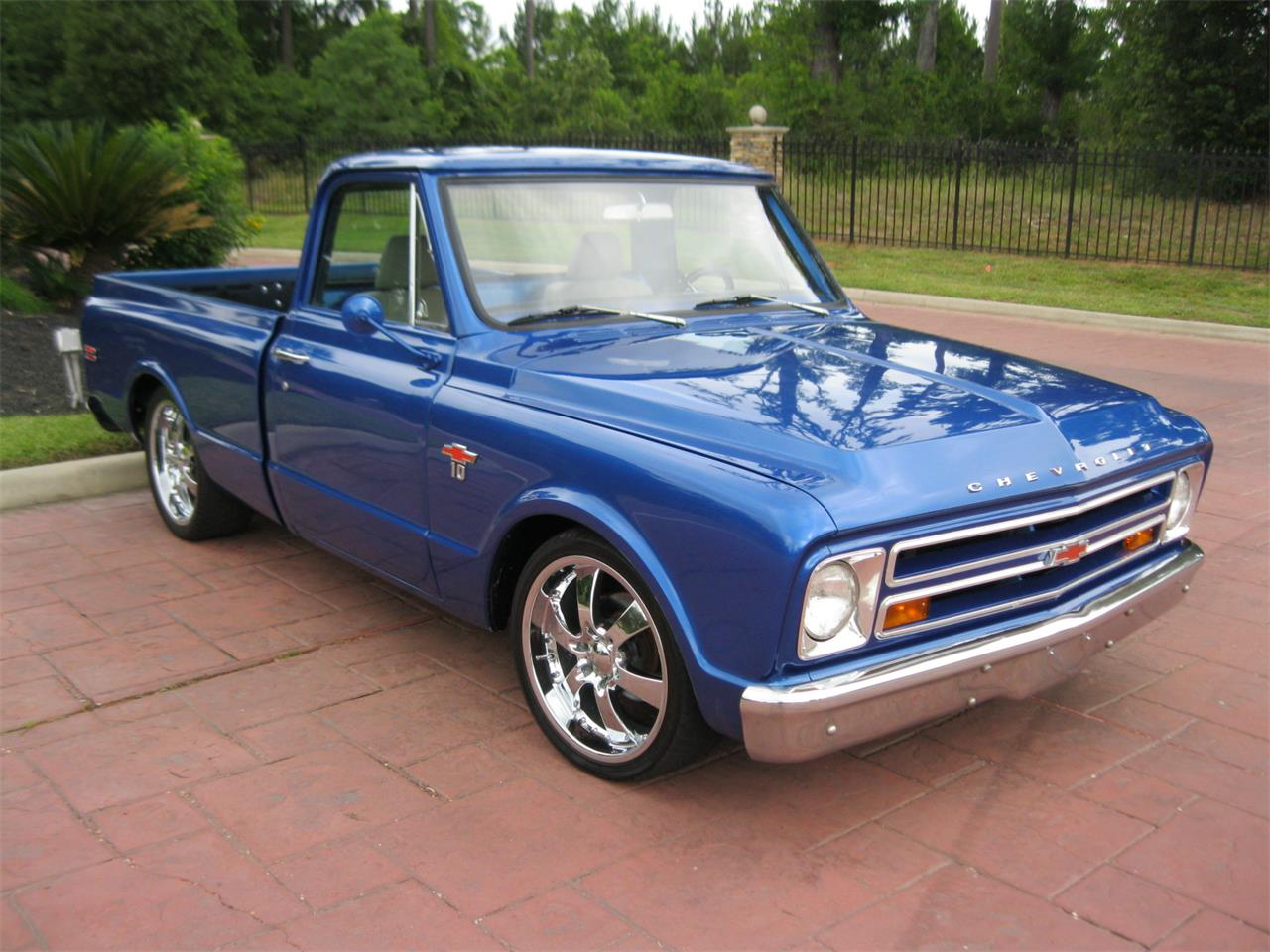 1968 Chevrolet C K 10 For Sale Cc 988054 Chevy Pickup Truck Large Picture Of Classic Located In Conroe Texas 3990000