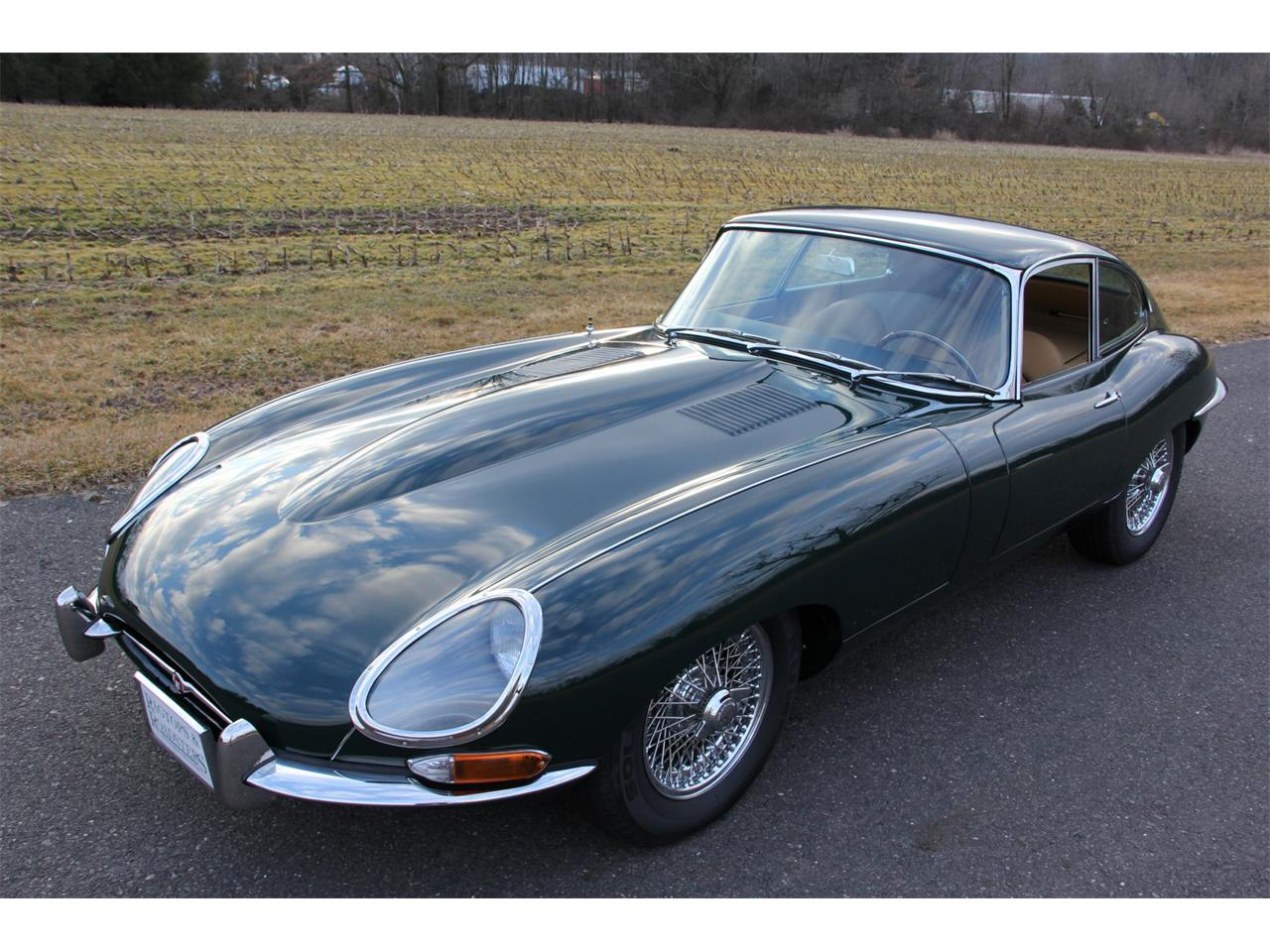 Large Picture of '63 Jaguar E-Type located in Las Vegas Nevada Offered by a Private Seller - L6E3