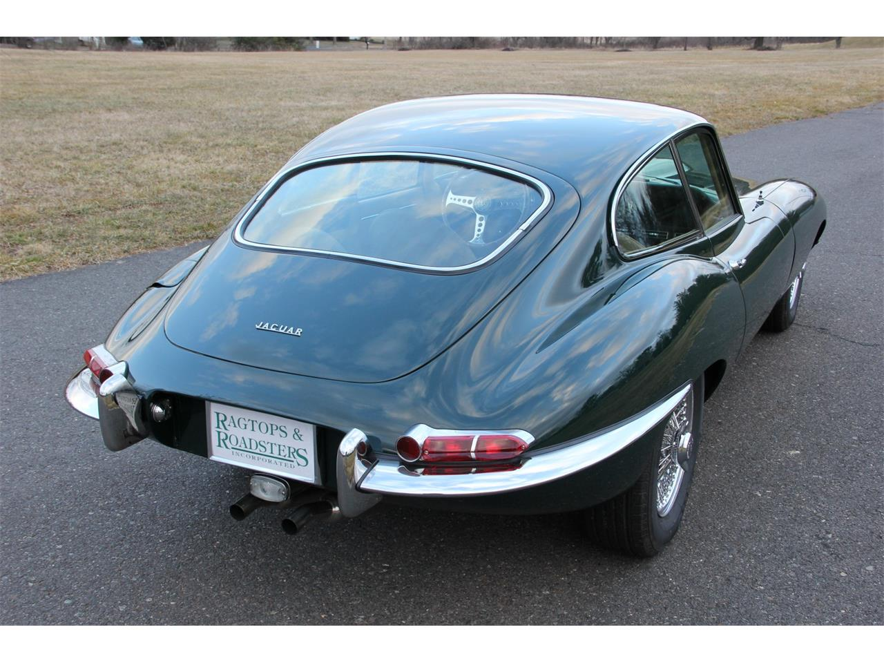 Large Picture of Classic '63 E-Type located in Las Vegas Nevada - $130,000.00 - L6E3