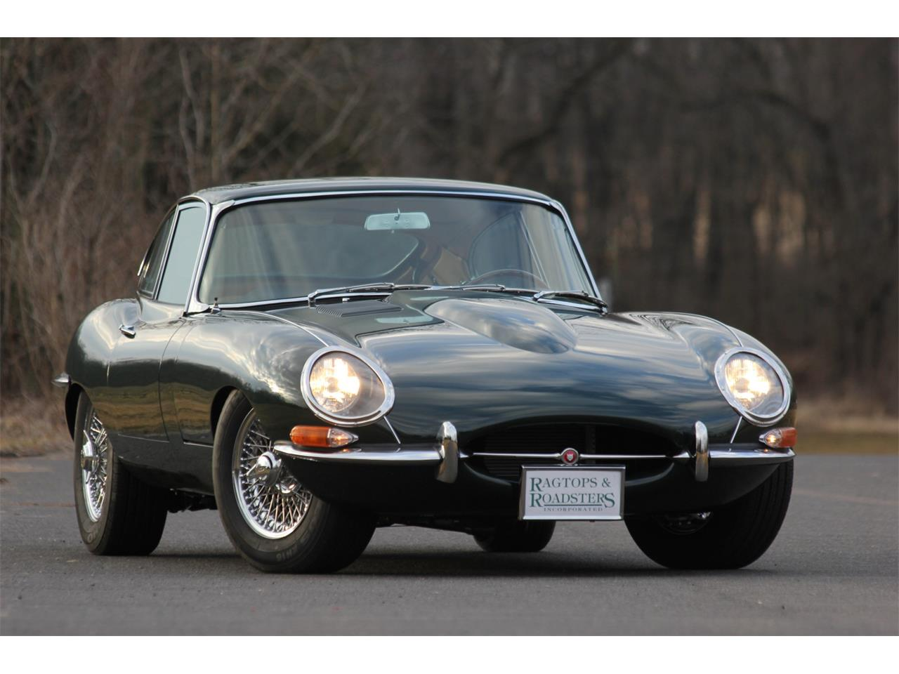 Large Picture of Classic 1963 E-Type located in Las Vegas Nevada - $130,000.00 Offered by a Private Seller - L6E3